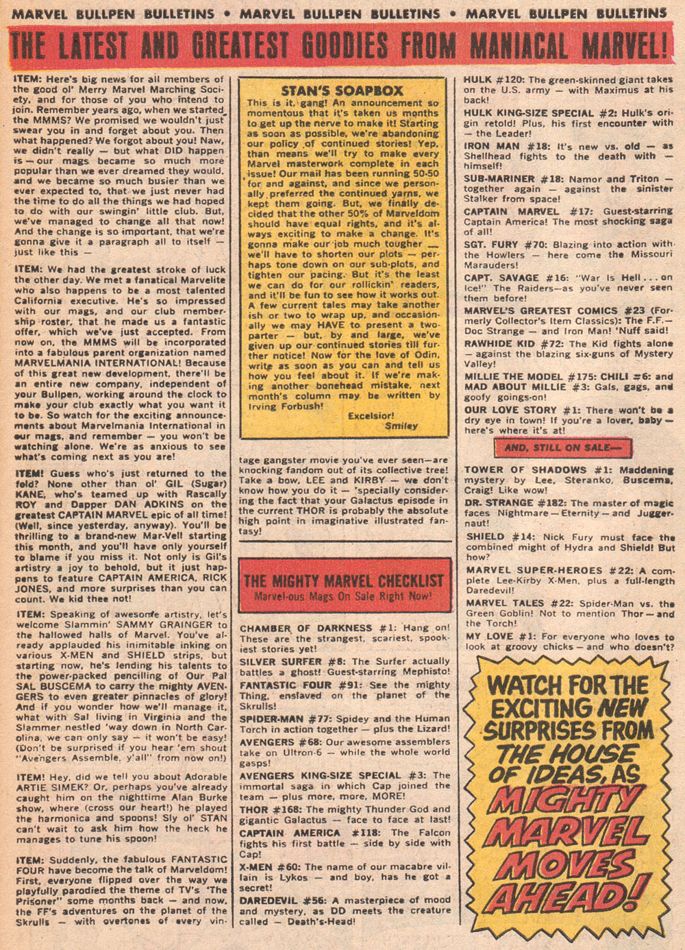 Read online Sgt. Fury comic -  Issue #70 - 10
