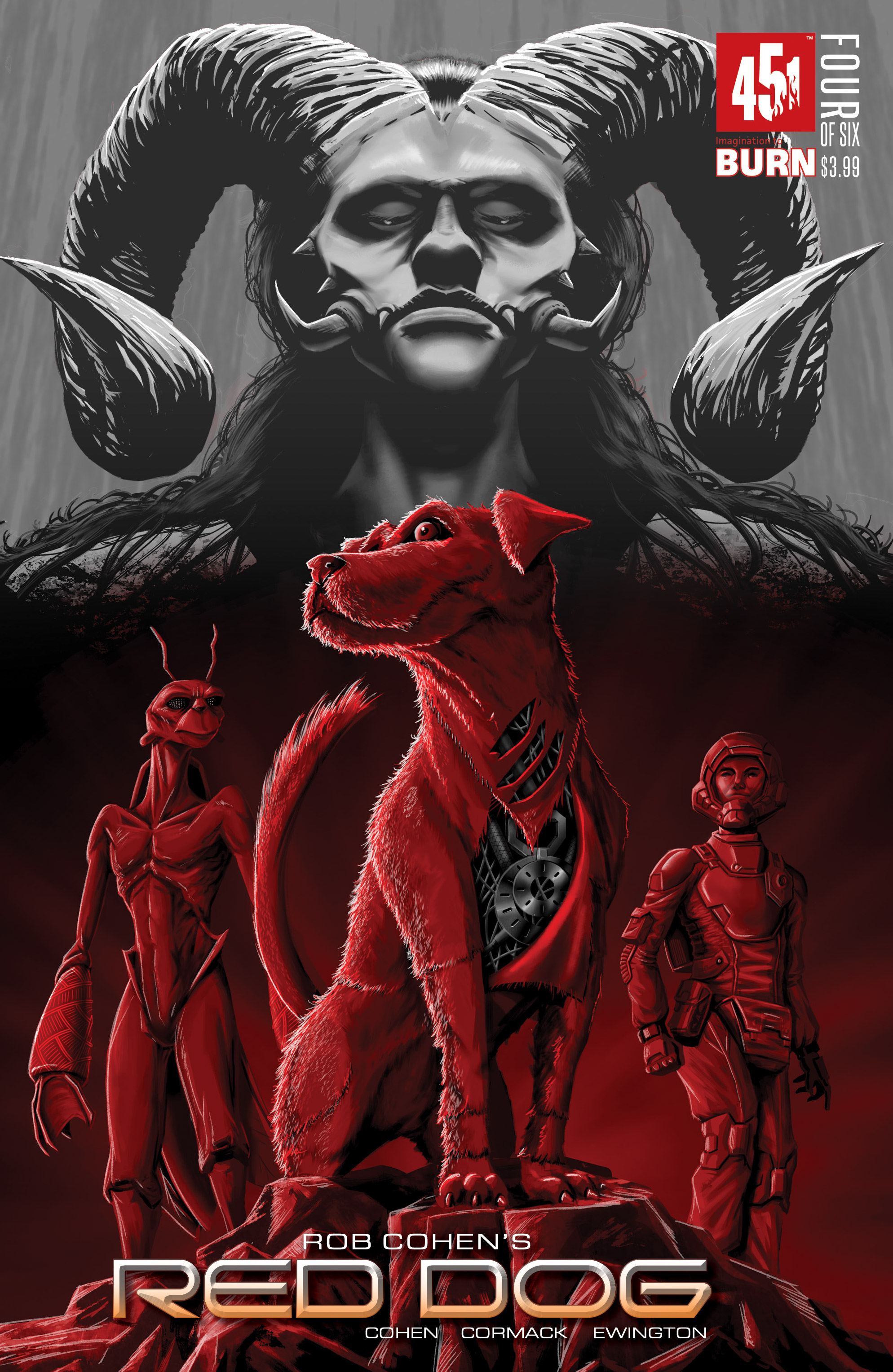 Read online Red Dog comic -  Issue #4 - 2