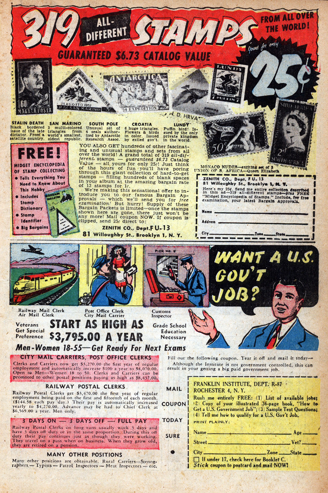 Read online Two-Gun Kid comic -  Issue #18 - 19