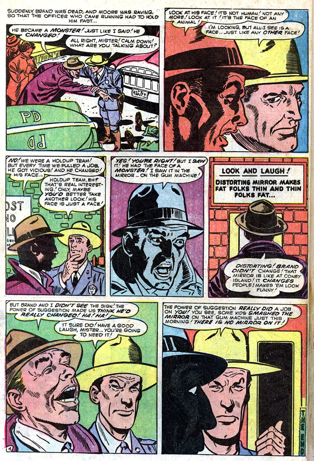 Mystic (1951) issue 61 - Page 32