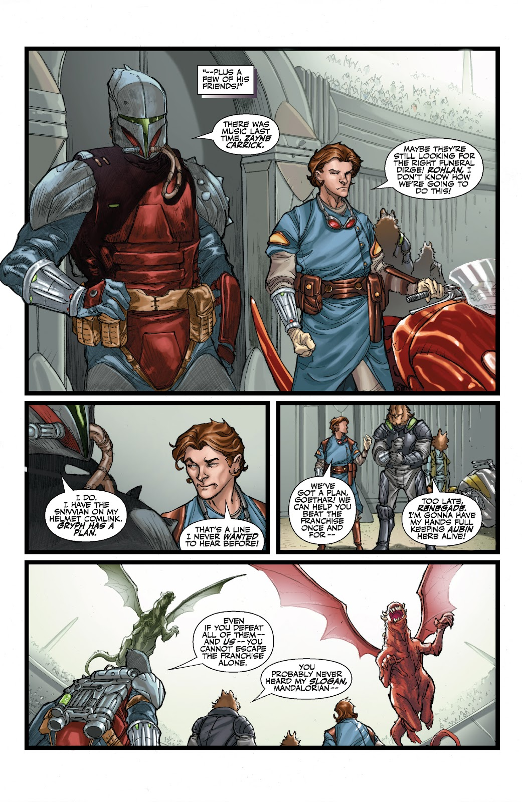 Read online Star Wars Legends: The Old Republic - Epic Collection comic -  Issue # TPB 3 (Part 1) - 81