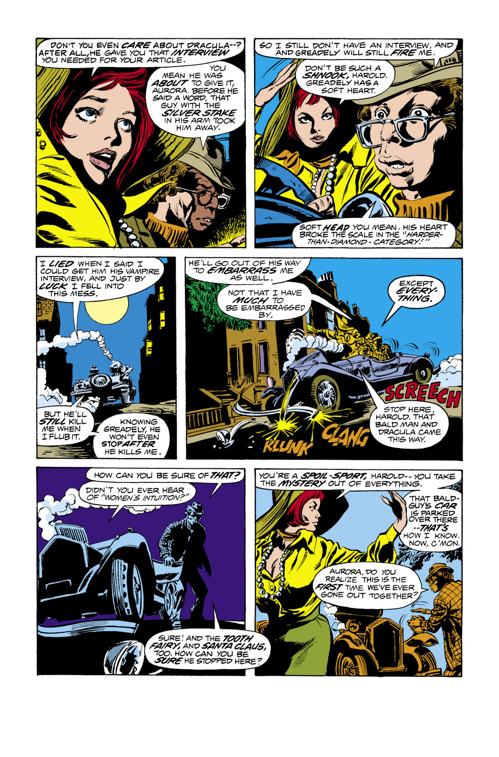 Tomb of Dracula (1972) issue 39 - Page 4