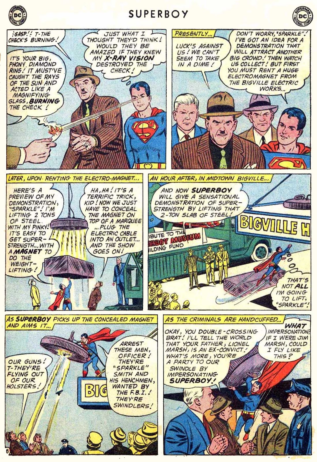 Superboy (1949) issue 91 - Page 18