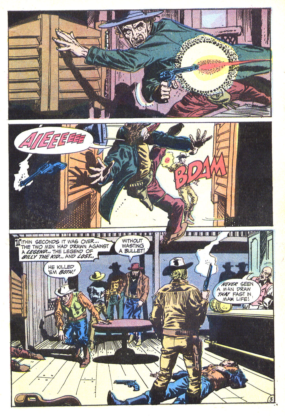 Read online All-Star Western (1970) comic -  Issue #8 - 5
