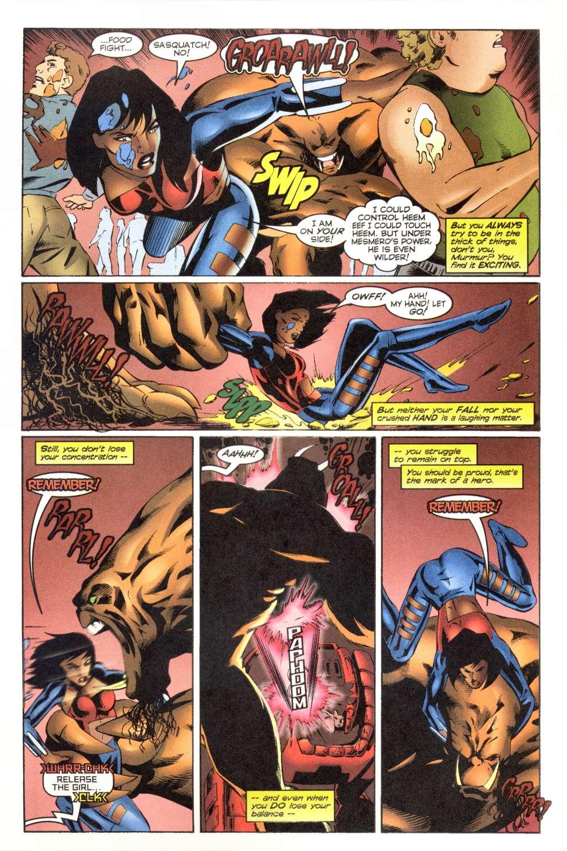 Read online Alpha Flight (1997) comic -  Issue #5 - 7