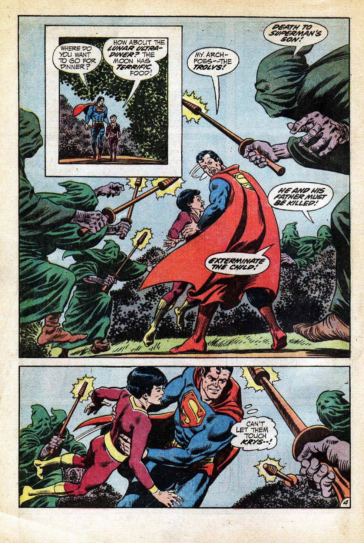 Read online Action Comics (1938) comic -  Issue #410 - 6