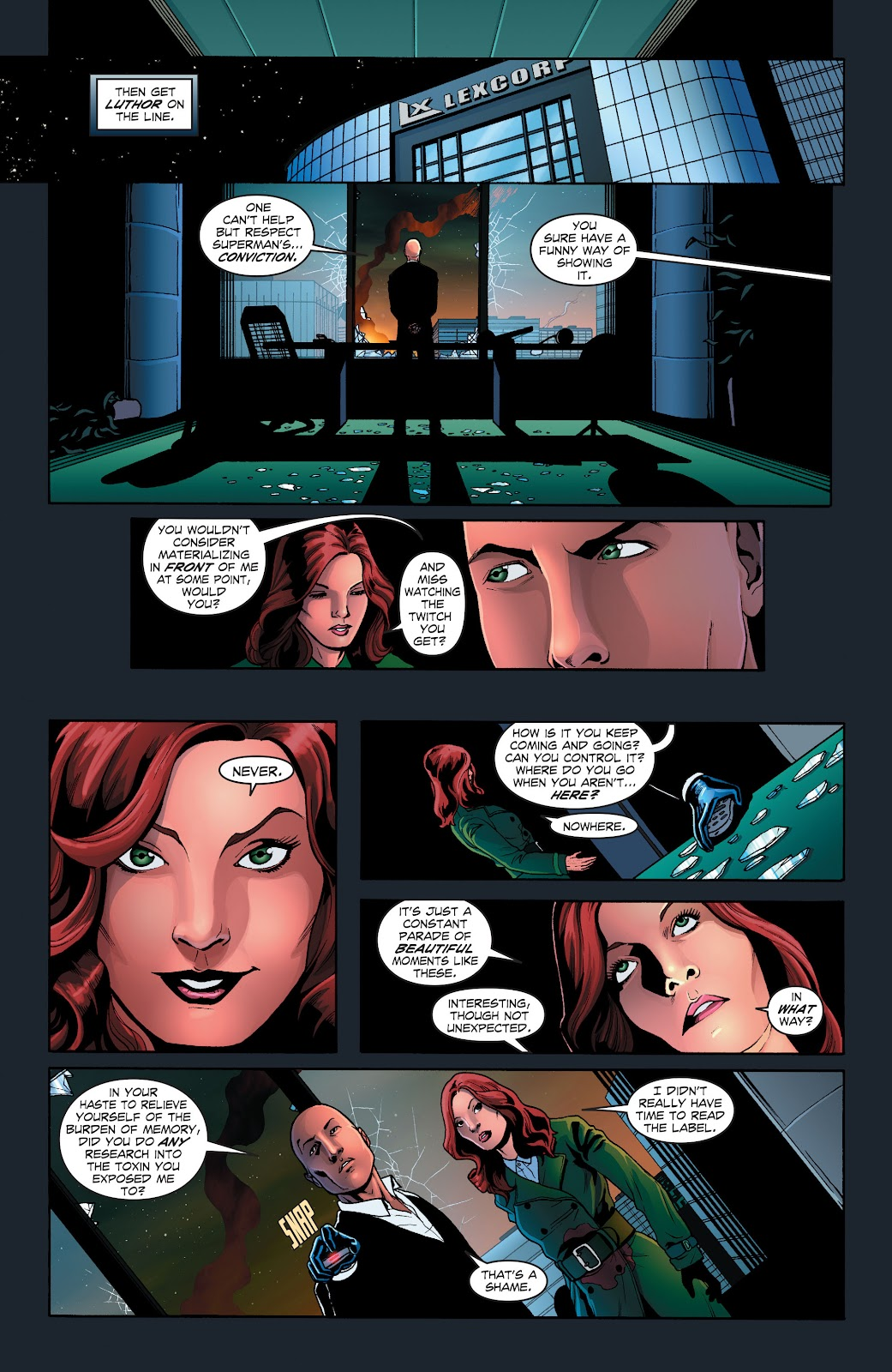 Read online Smallville Season 11 [II] comic -  Issue # TPB 1 - 88