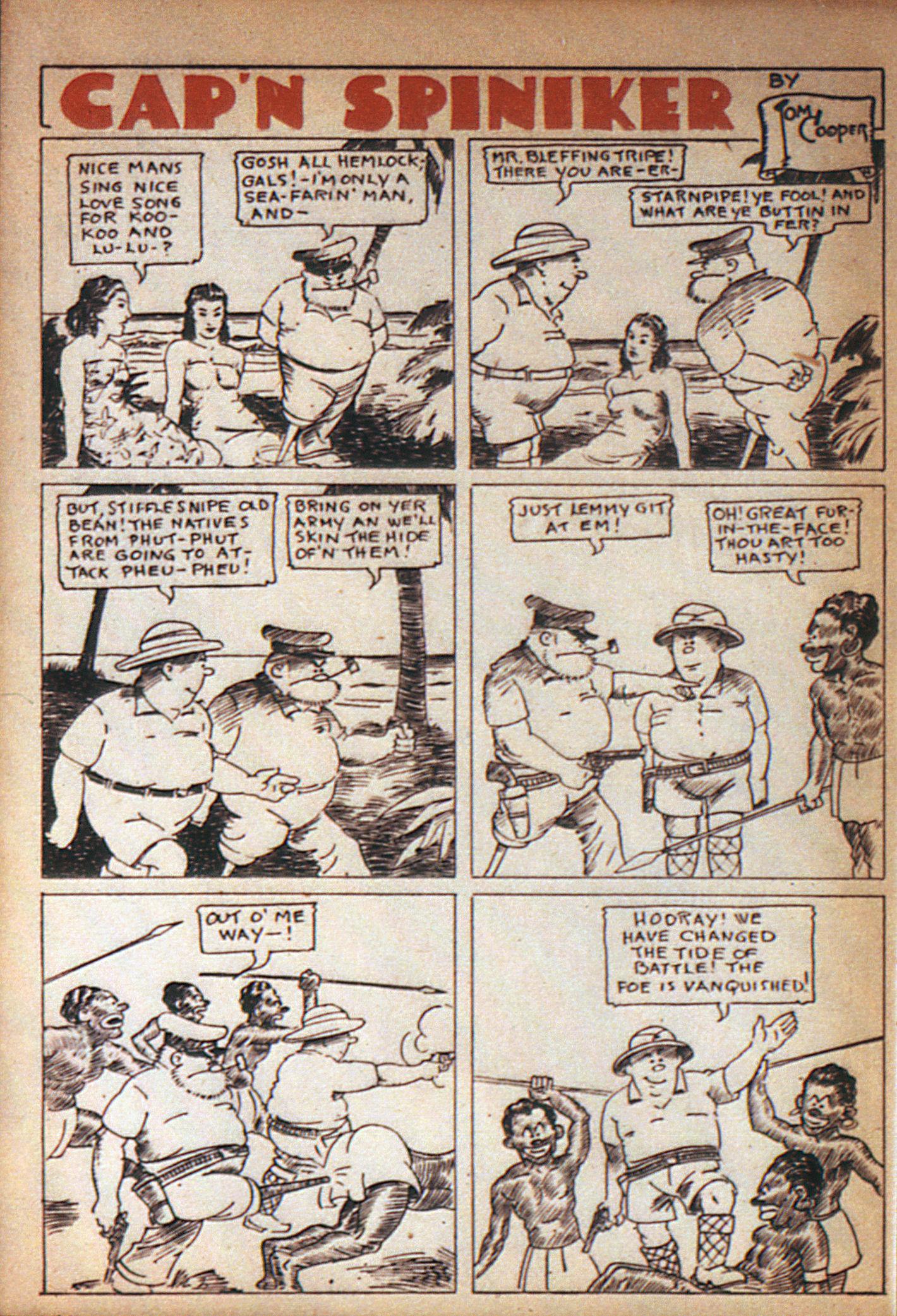 Read online Adventure Comics (1938) comic -  Issue #7 - 46