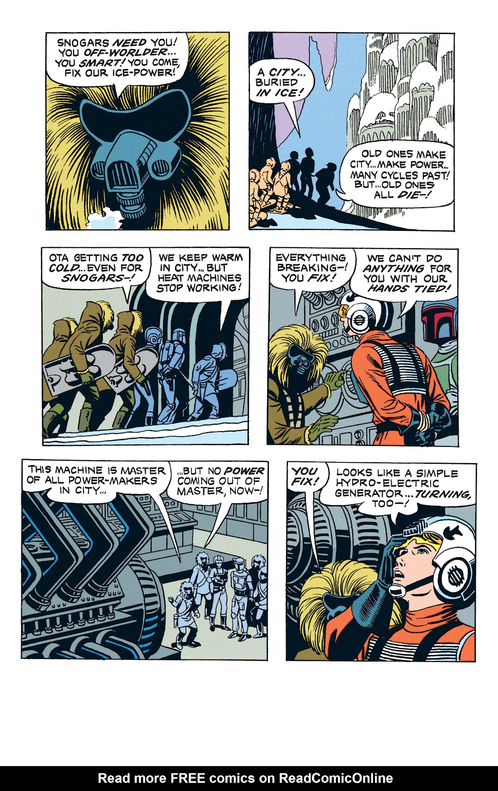 Read online Star Wars Legends: The Newspaper Strips - Epic Collection comic -  Issue # TPB (Part 3) - 62