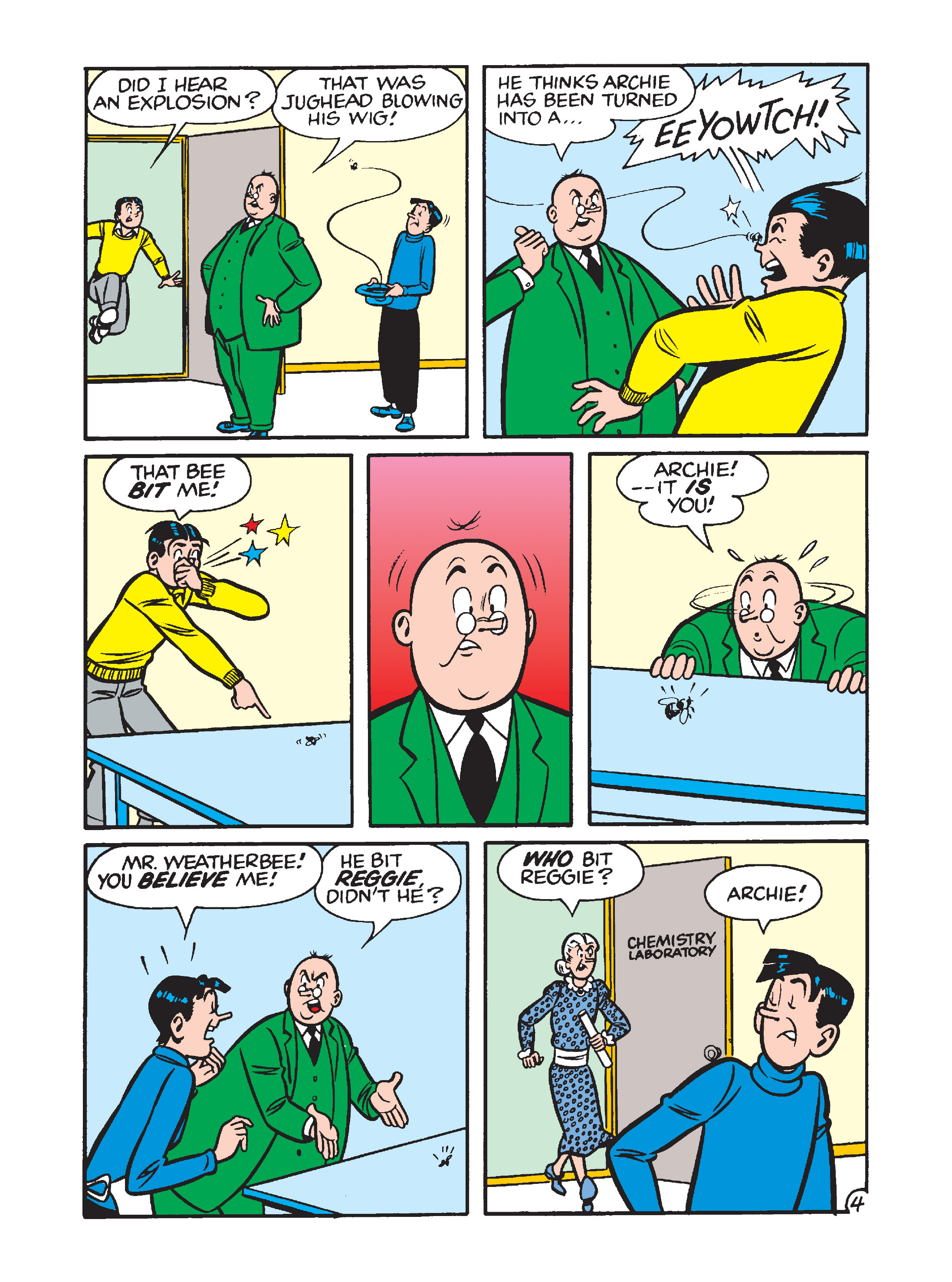 Read online Archie 1000 Page Comics Bonanza comic -  Issue #1 (Part 1) - 18