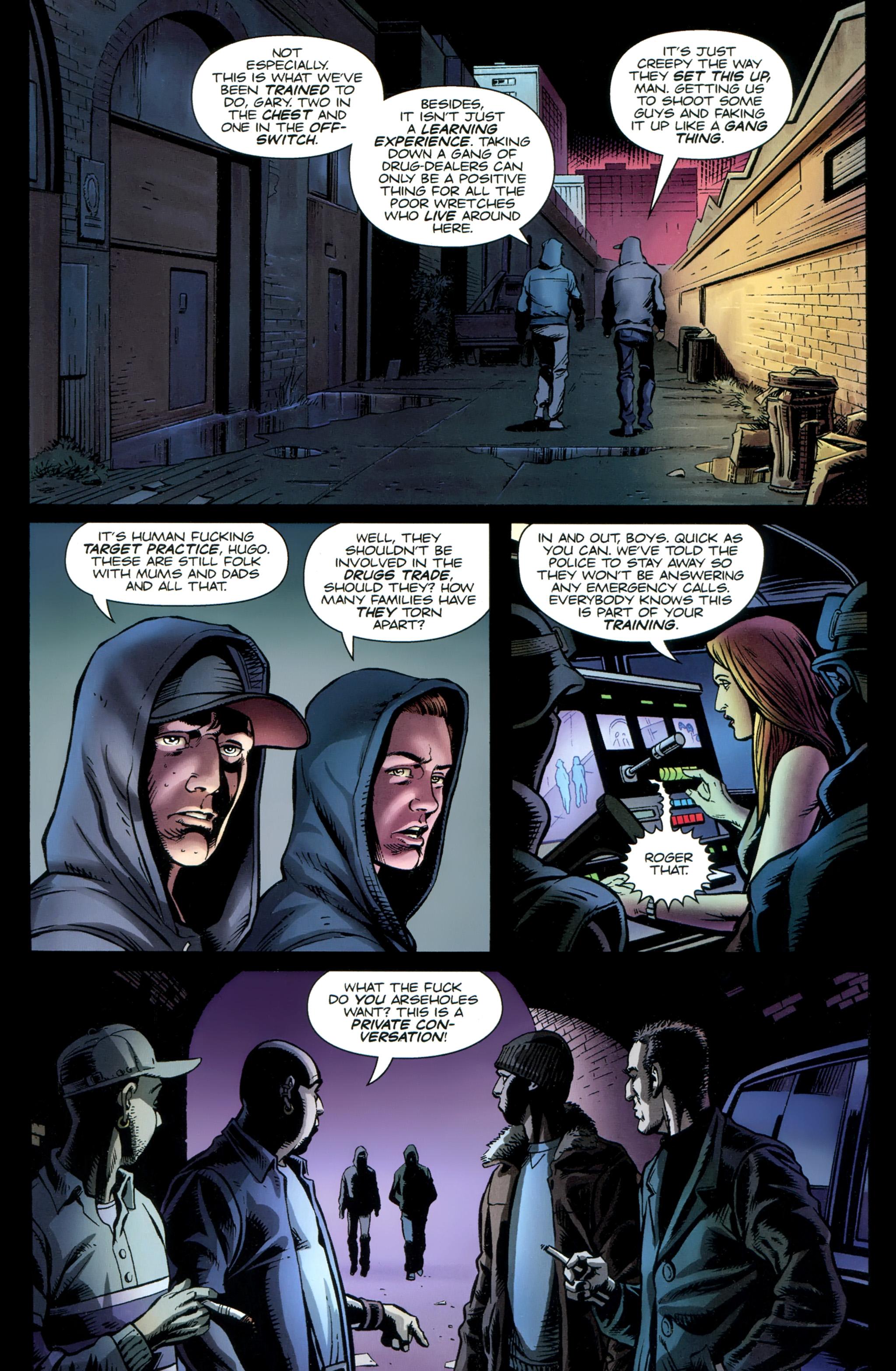 Read online Secret Service comic -  Issue #3 - 14