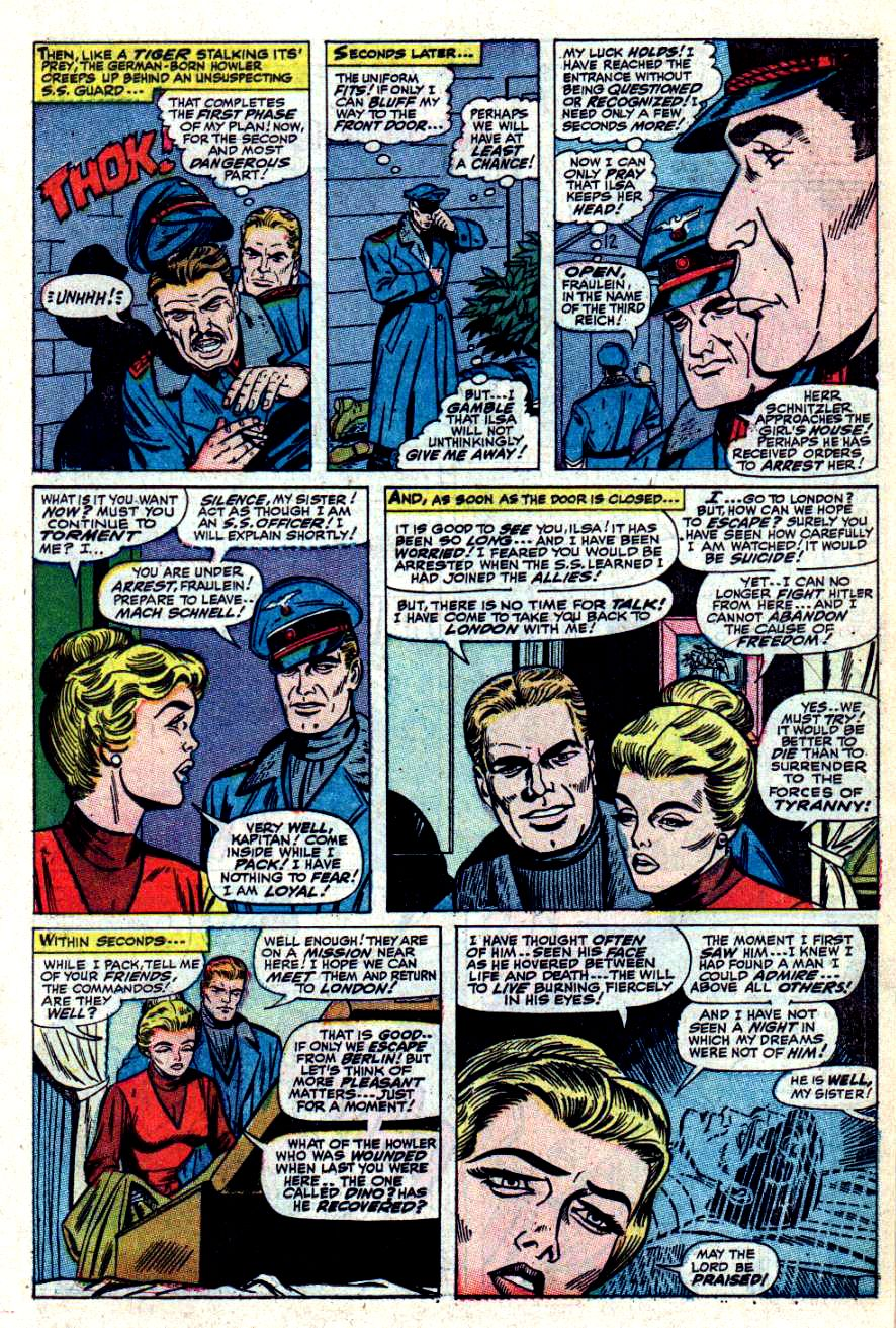 Read online Sgt. Fury comic -  Issue #42 - 15