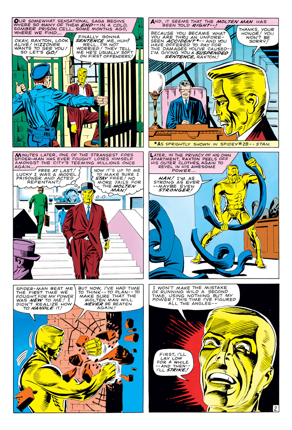 The Amazing Spider-Man (1963) 35 Page 2