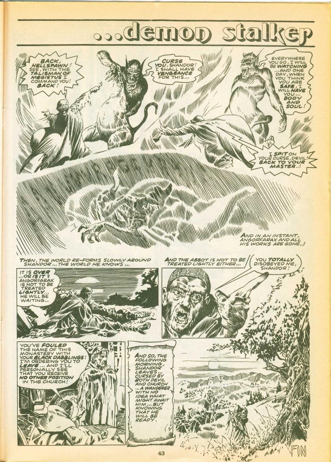 Warrior Issue #1 #2 - English 43