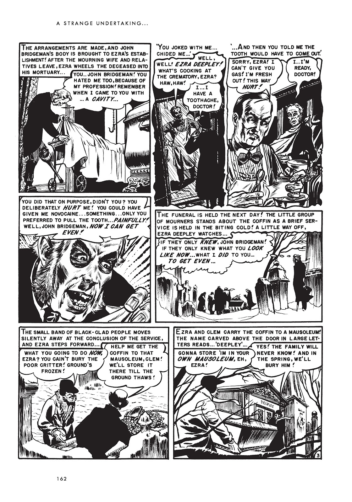 Read online Doctor of Horror and Other Stories comic -  Issue # TPB (Part 2) - 78
