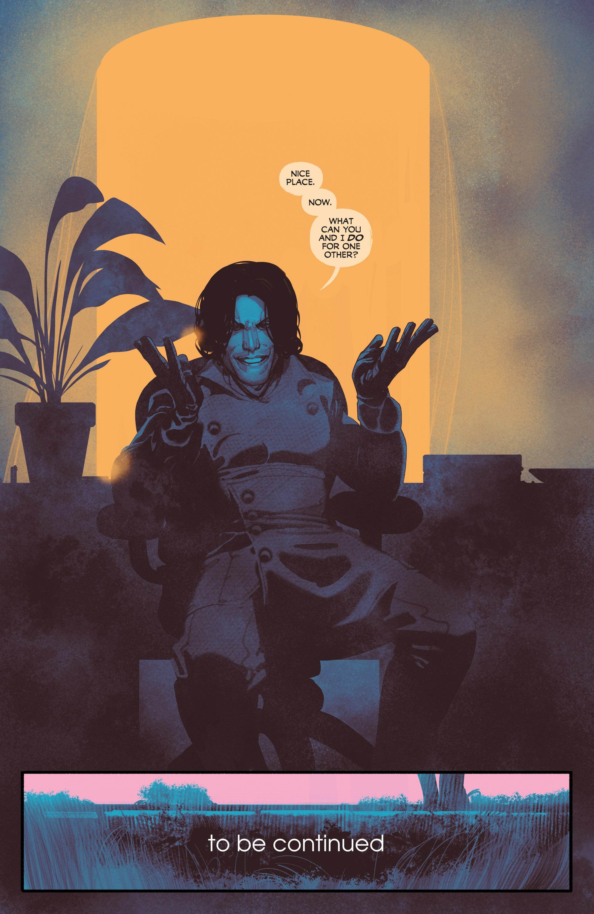 Read online Annihilator comic -  Issue #1 - 30