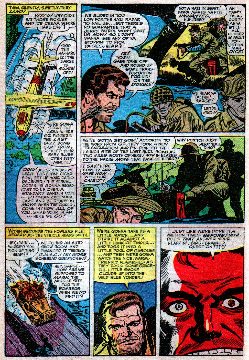 Read online Sgt. Fury comic -  Issue #12 - 6