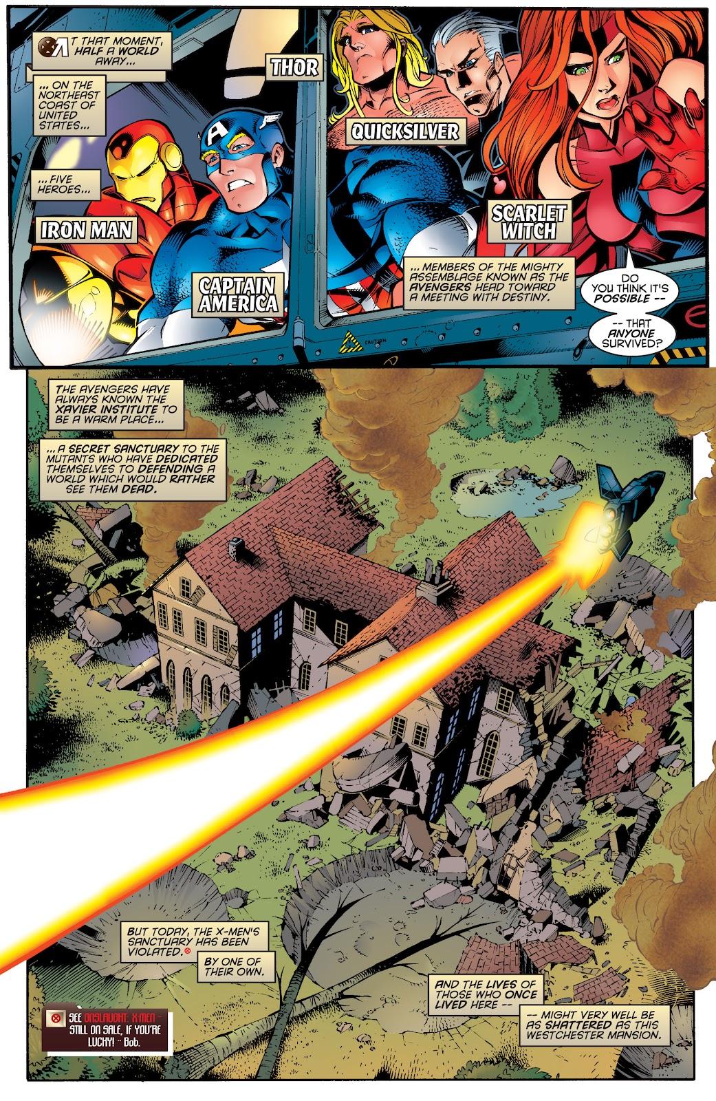 Uncanny X-Men (1963) issue 335 - Page 5