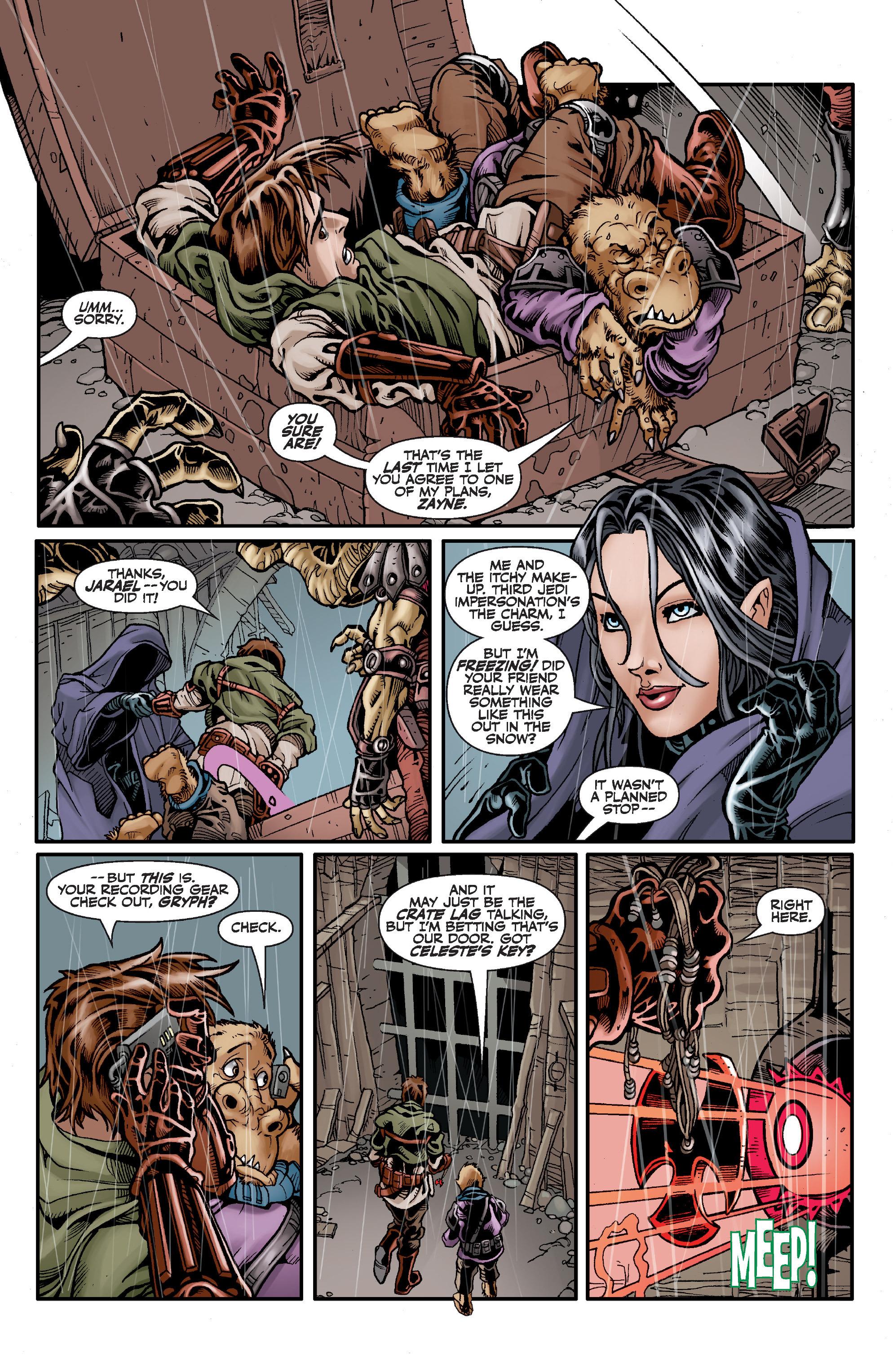 Read online Star Wars Omnibus comic -  Issue # Vol. 32 - 243