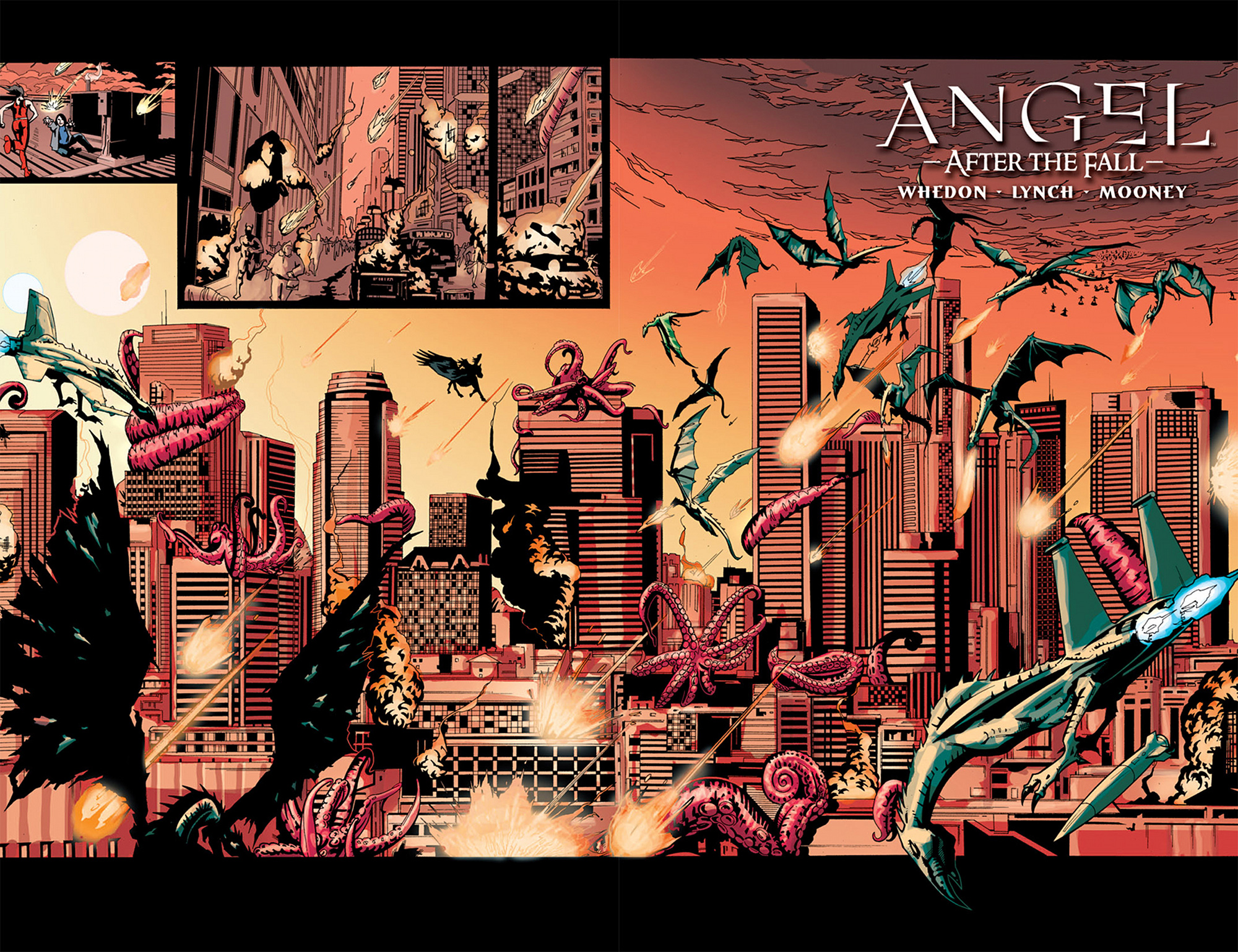 Read online Angel: After The Fall comic -  Issue #13 - 9