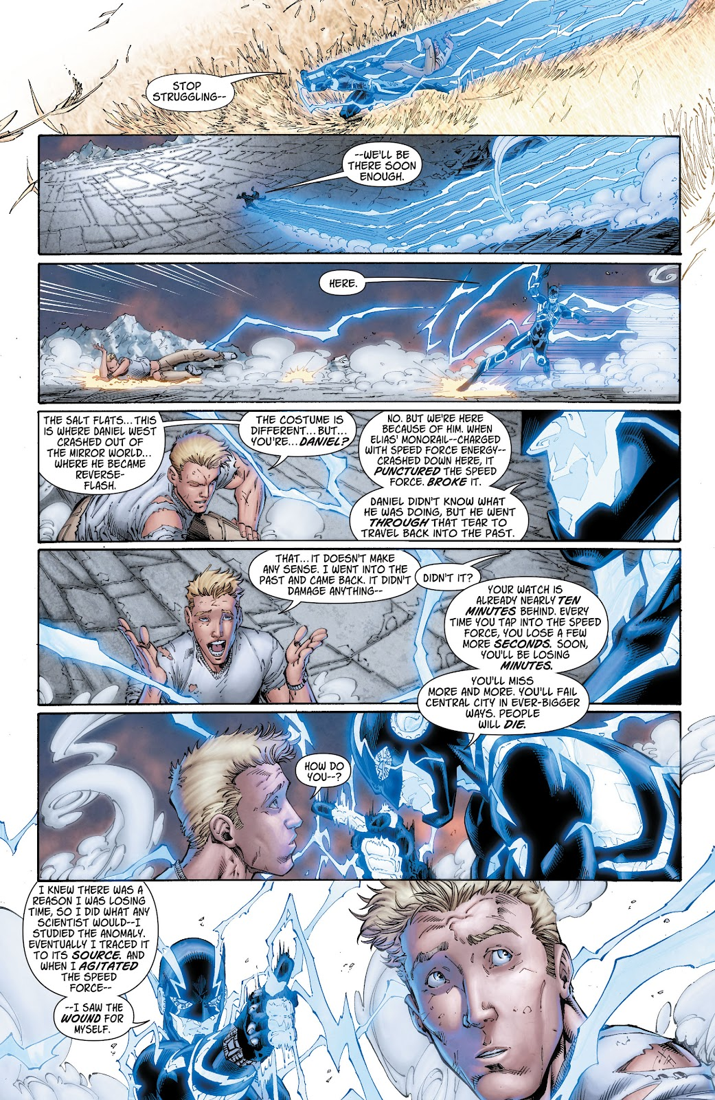 Read online The Flash (2011) comic -  Issue # _TPB 6 (Part 2) - 63