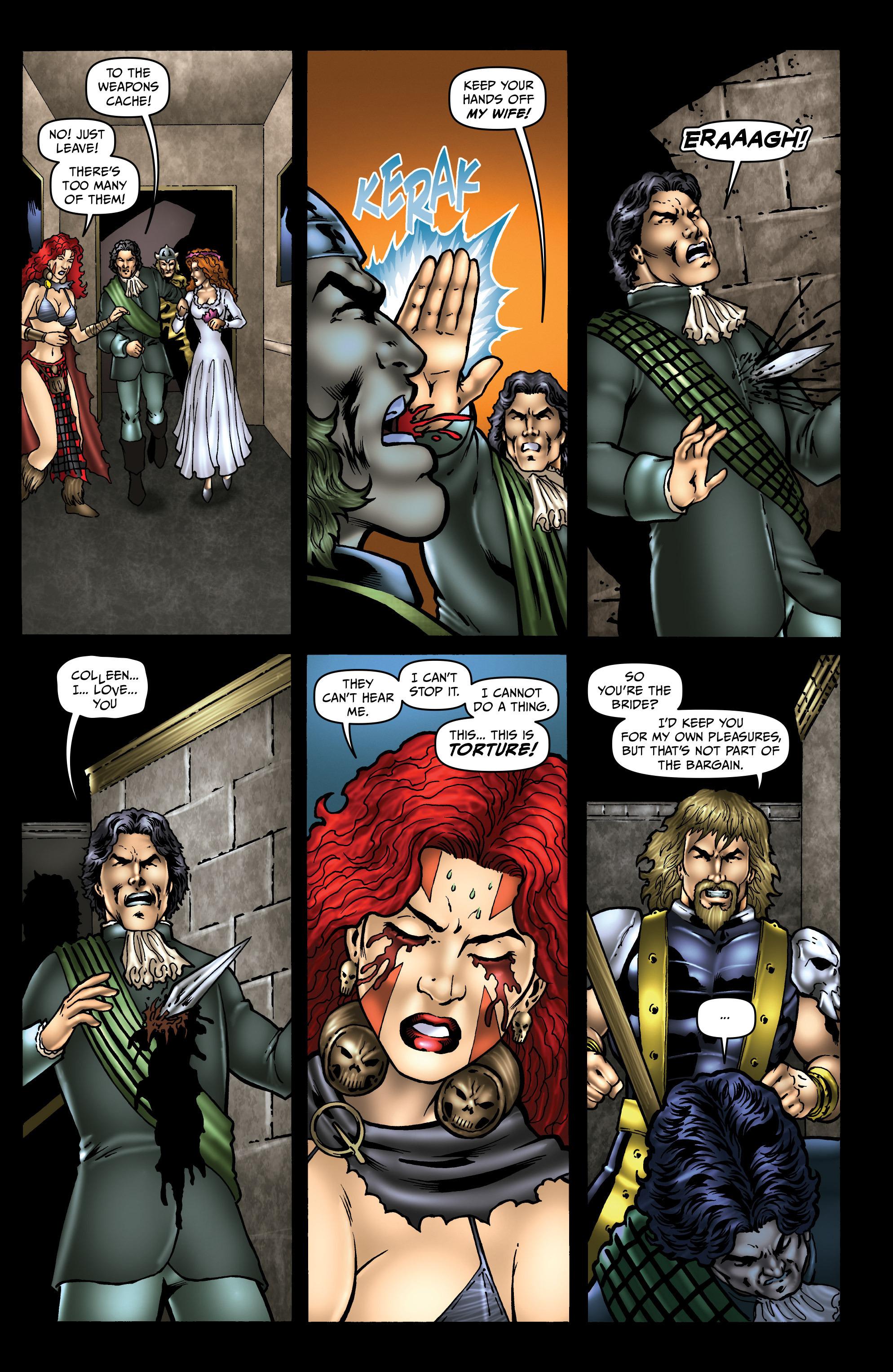 Read online Belladonna: Origins comic -  Issue #5 - 18