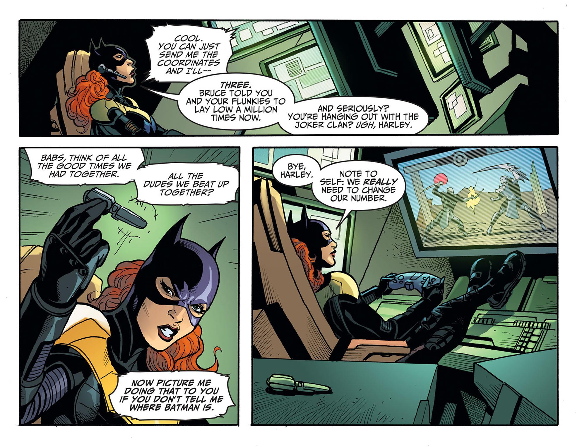 Read online Injustice: Ground Zero comic -  Issue #9 - 7