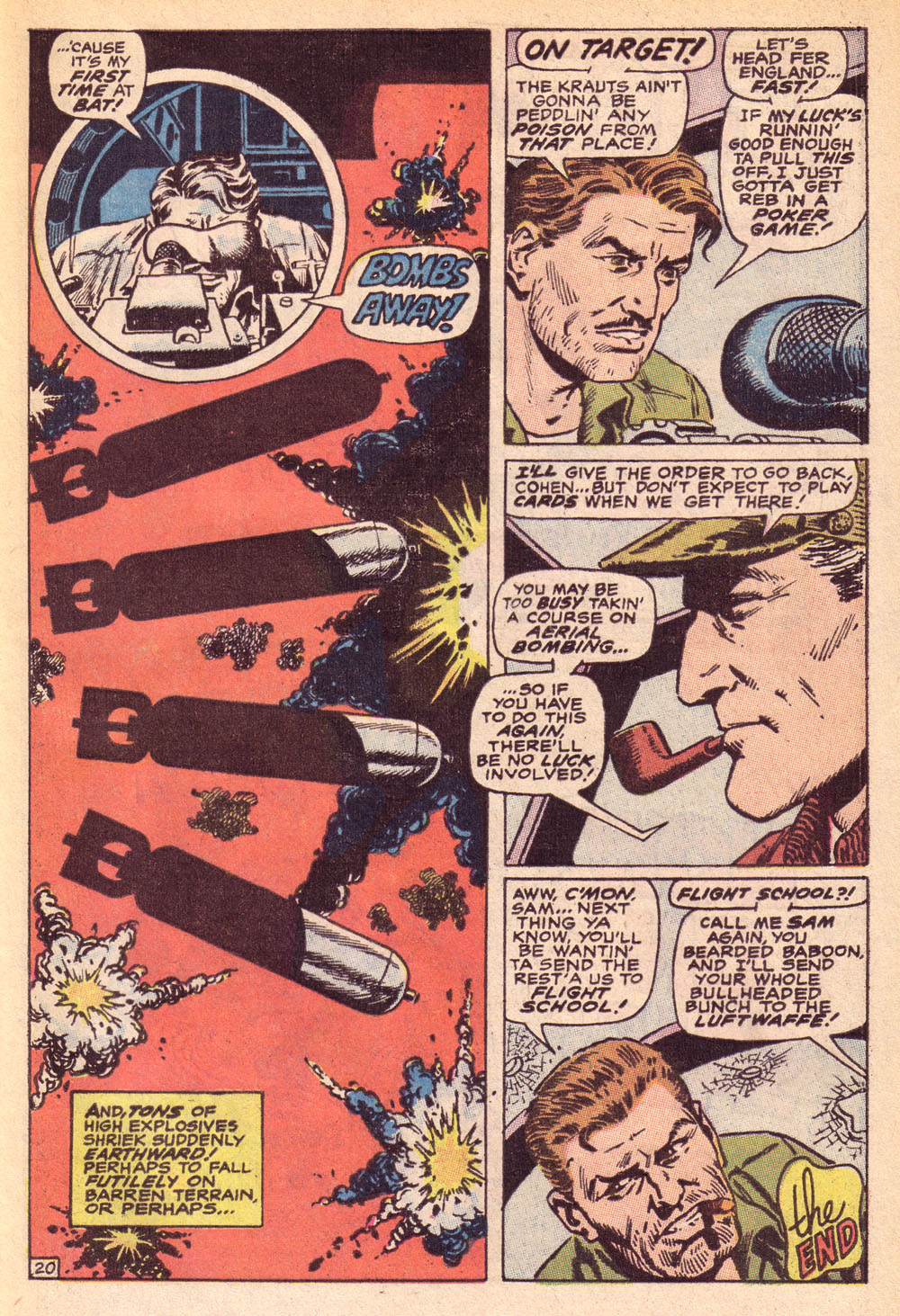 Read online Sgt. Fury comic -  Issue #74 - 29