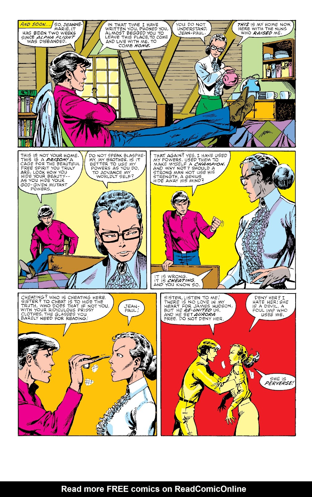 Alpha Flight (1983) issue _Facsimile_Edition_1 - Page 16