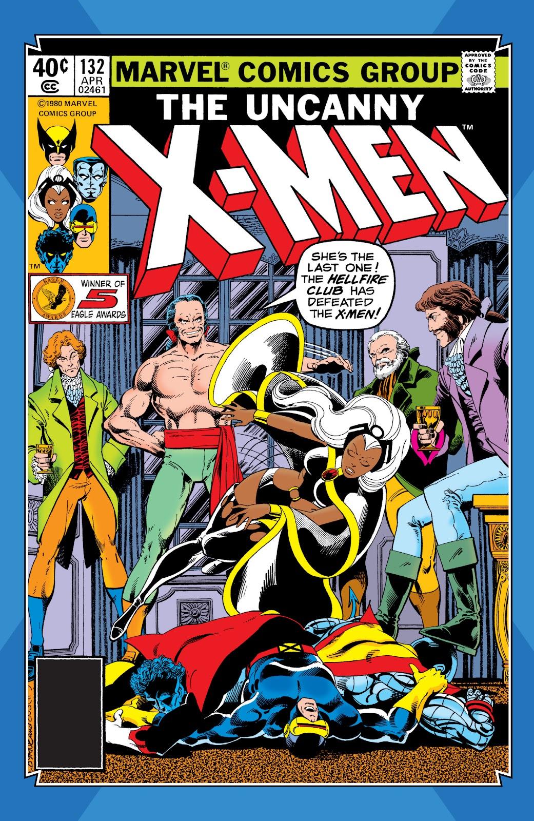 Read online X-Men Milestones: Dark Phoenix Saga comic -  Issue # TPB (Part 1) - 59