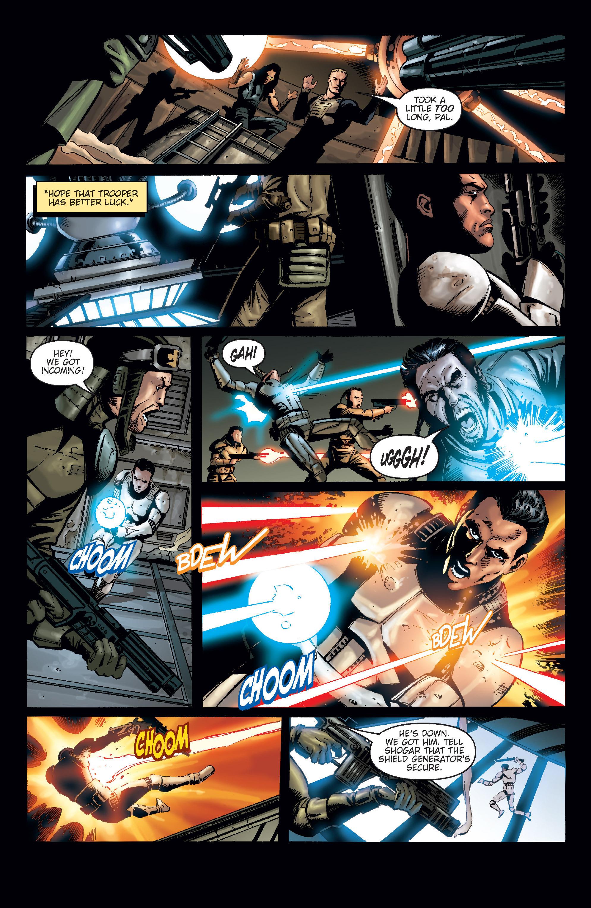 Read online Star Wars Omnibus comic -  Issue # Vol. 24 - 219