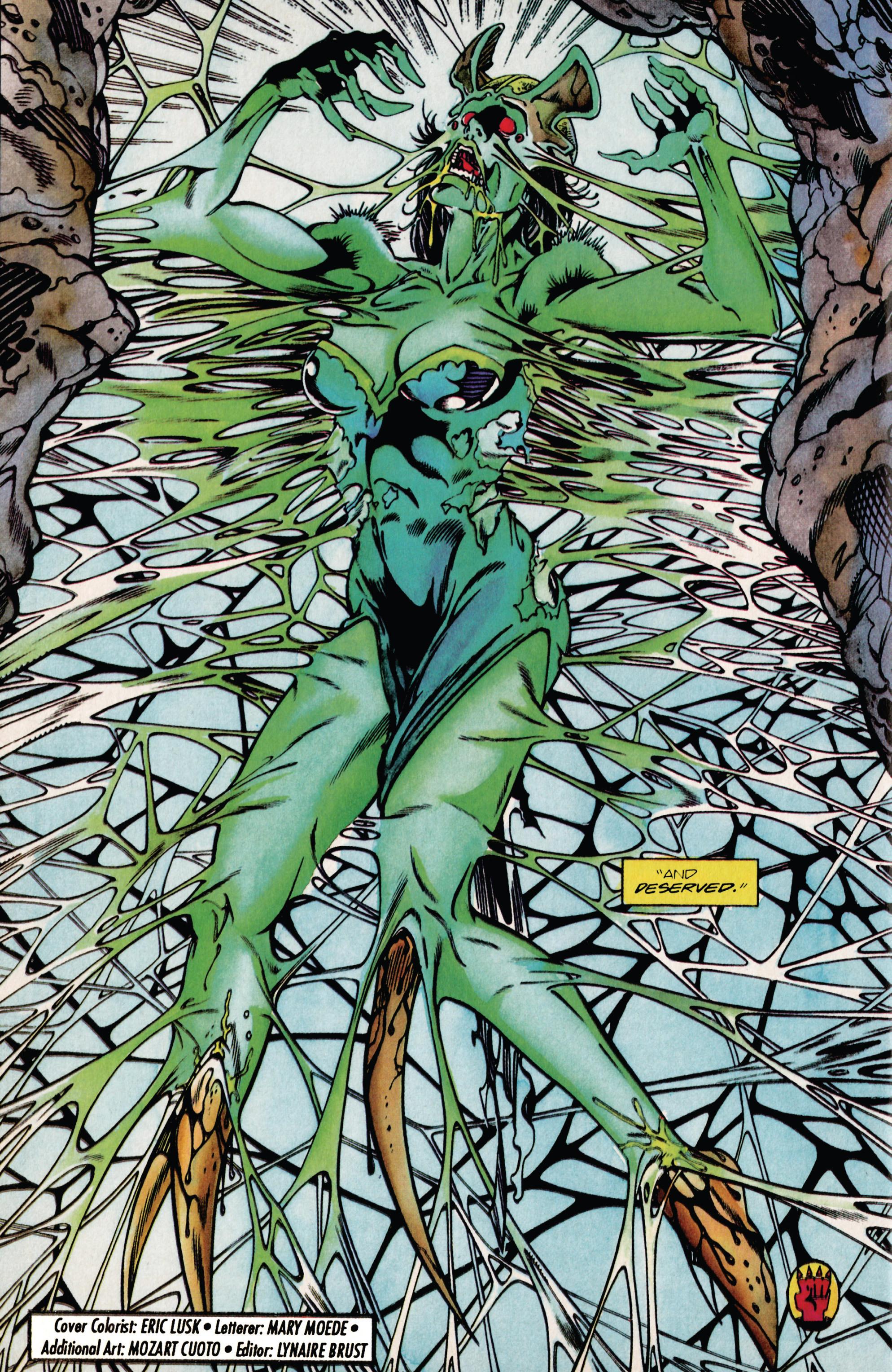 Read online Eternal Warrior (1992) comic -  Issue #38 - 22