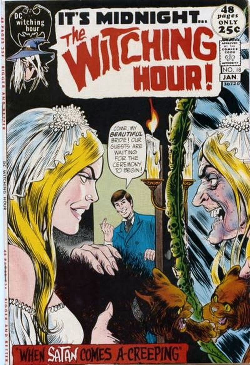 The Witching Hour (1969) issue 18 - Page 1