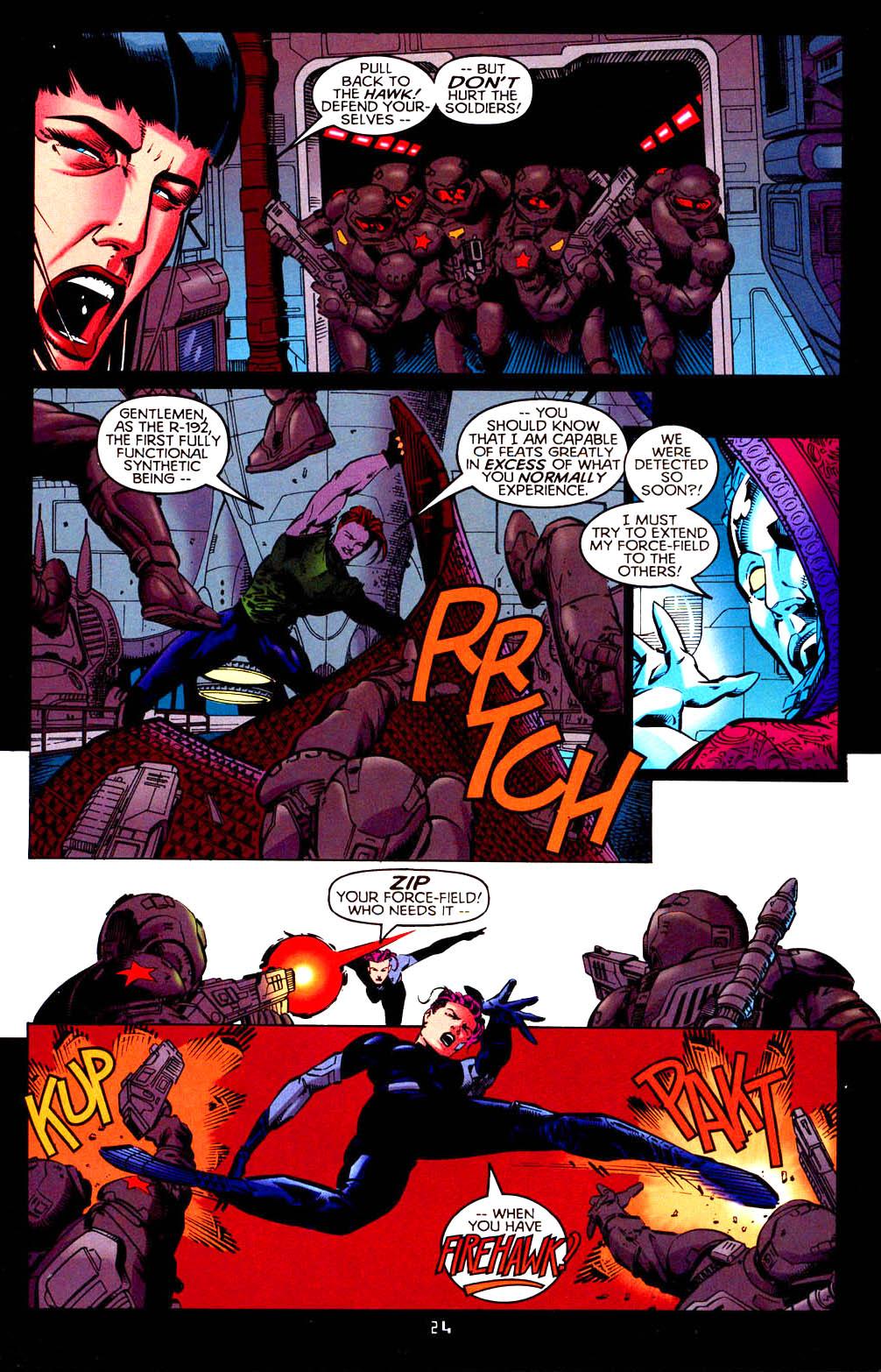 Read online Tangent Comics/ Doom Patrol comic -  Issue # Full - 25