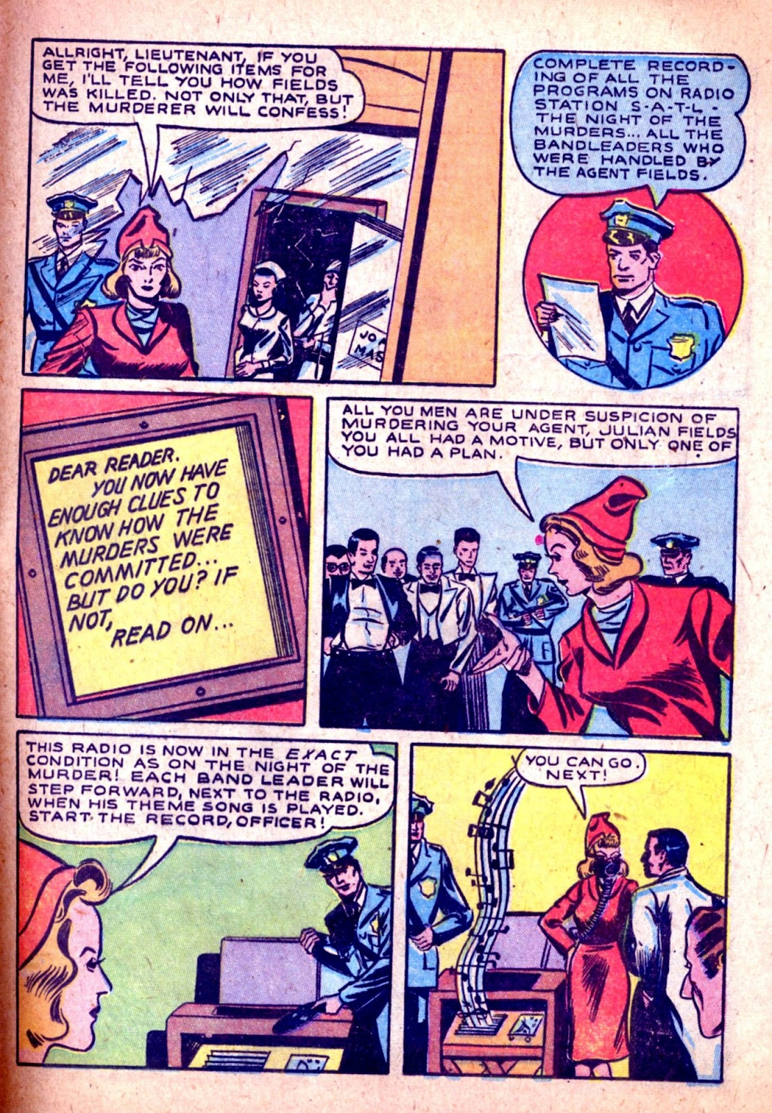 The Blue Beetle issue 31 - Page 31