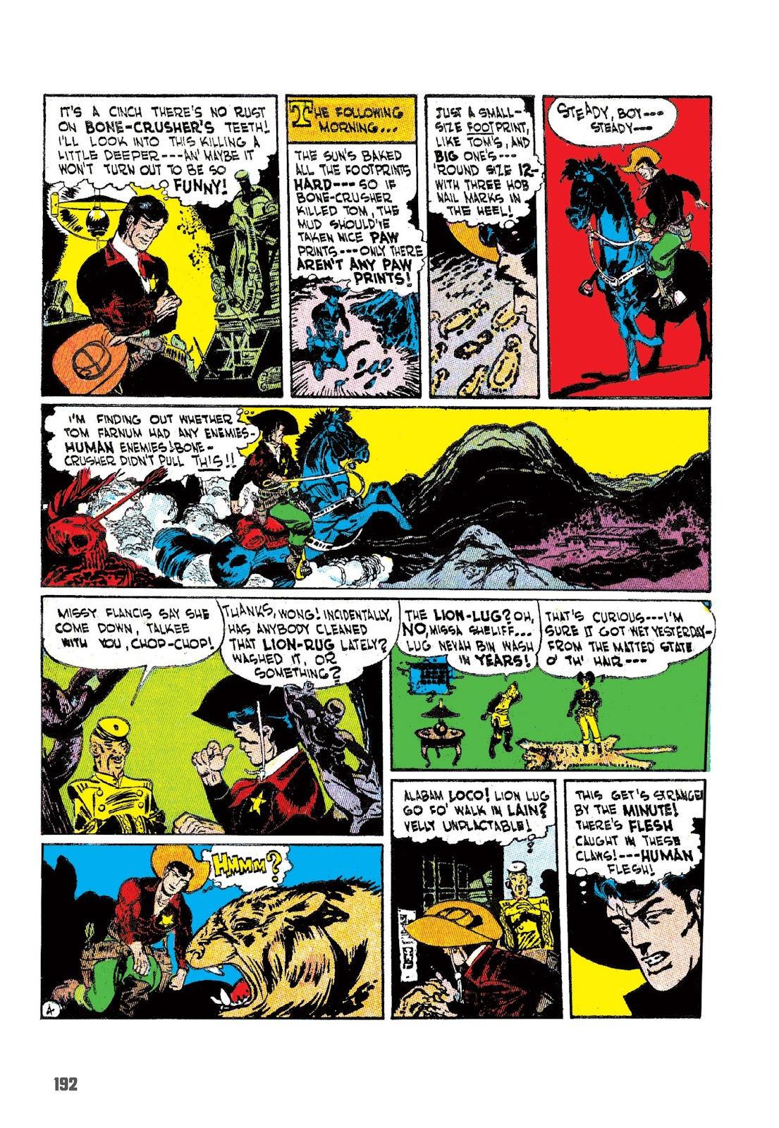 Read online The Joe Kubert Archives comic -  Issue # TPB (Part 3) - 3