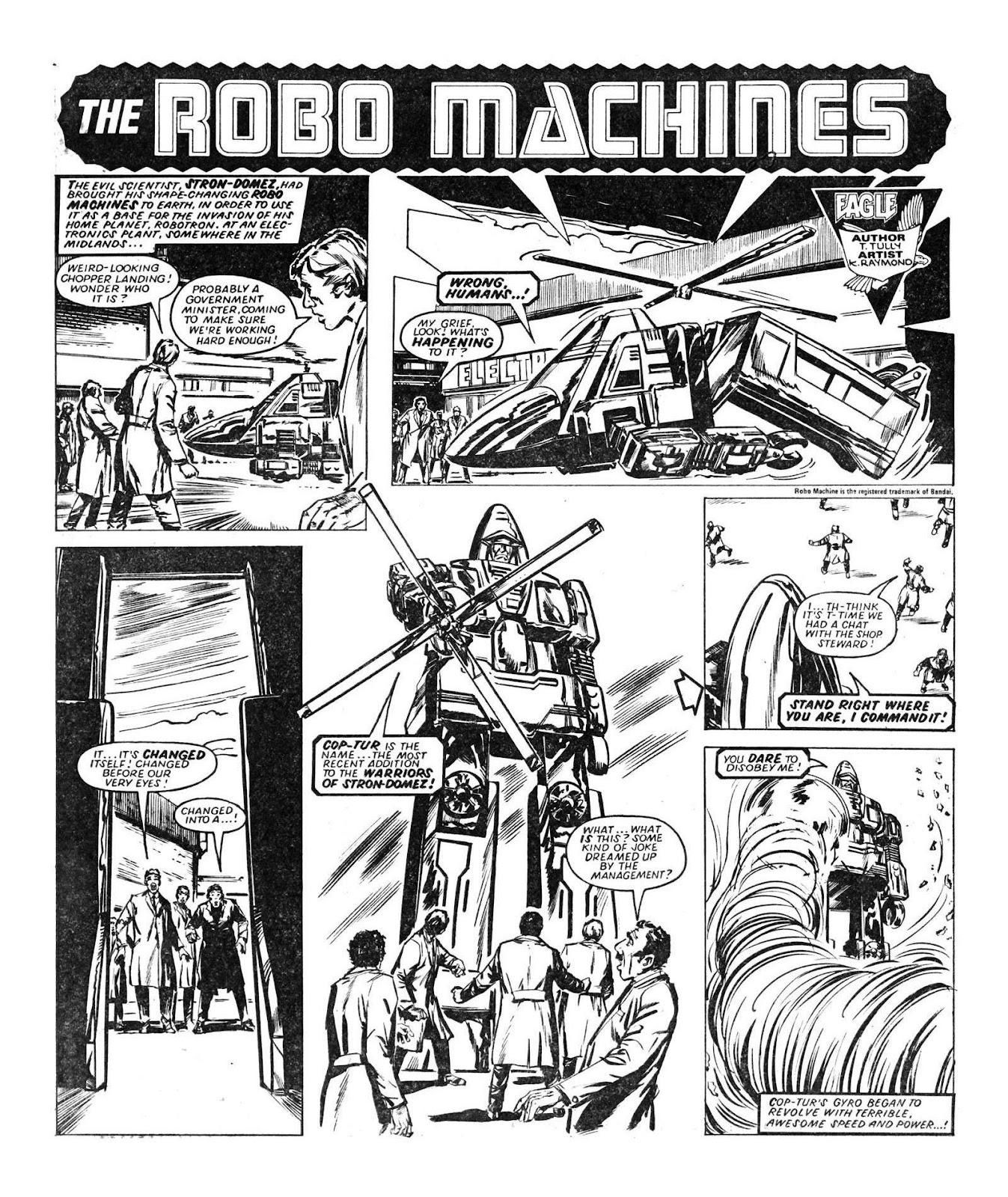 Read online Robo Machines comic -  Issue # TPB - 45