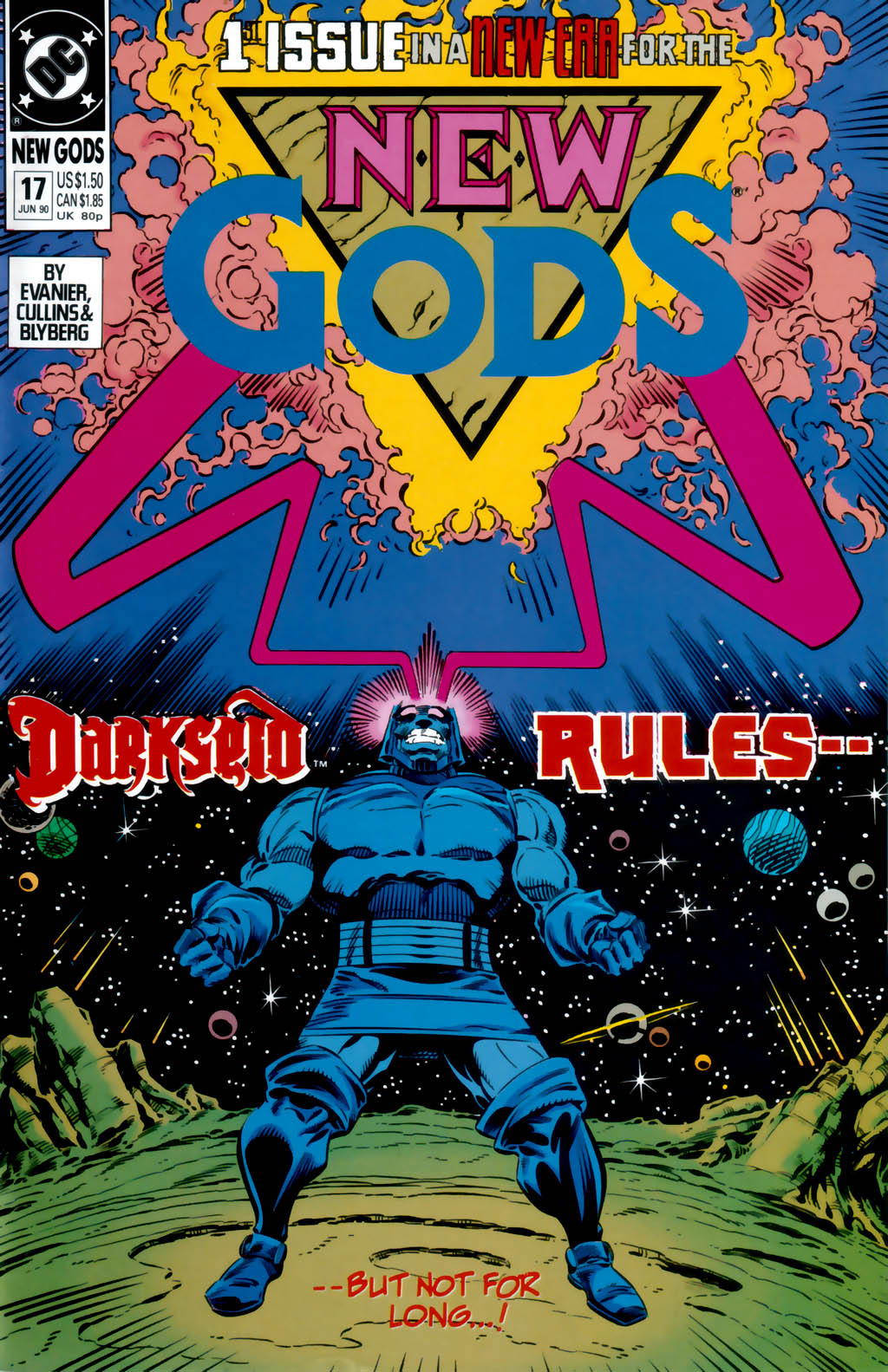 The New Gods (1989) 17 Page 1