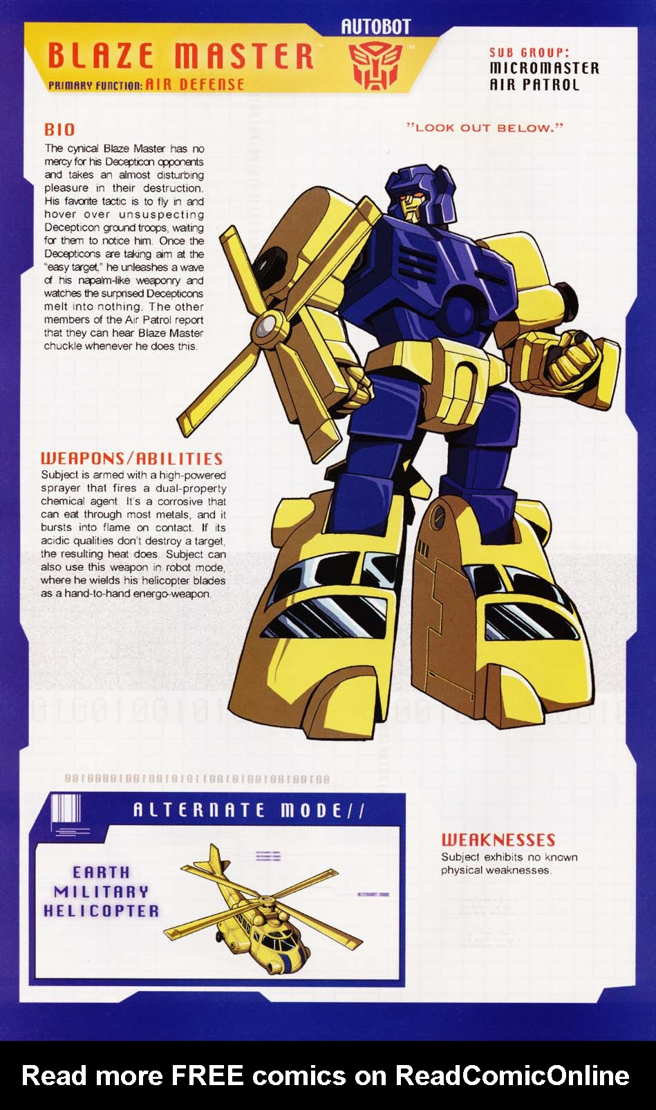 Read online Transformers: More than Meets the Eye comic -  Issue #1 - 30