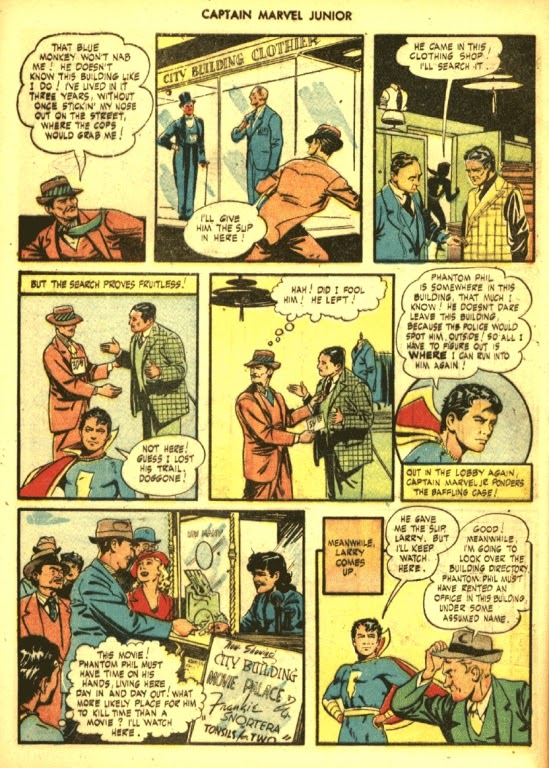 Captain Marvel, Jr. issue 39 - Page 26