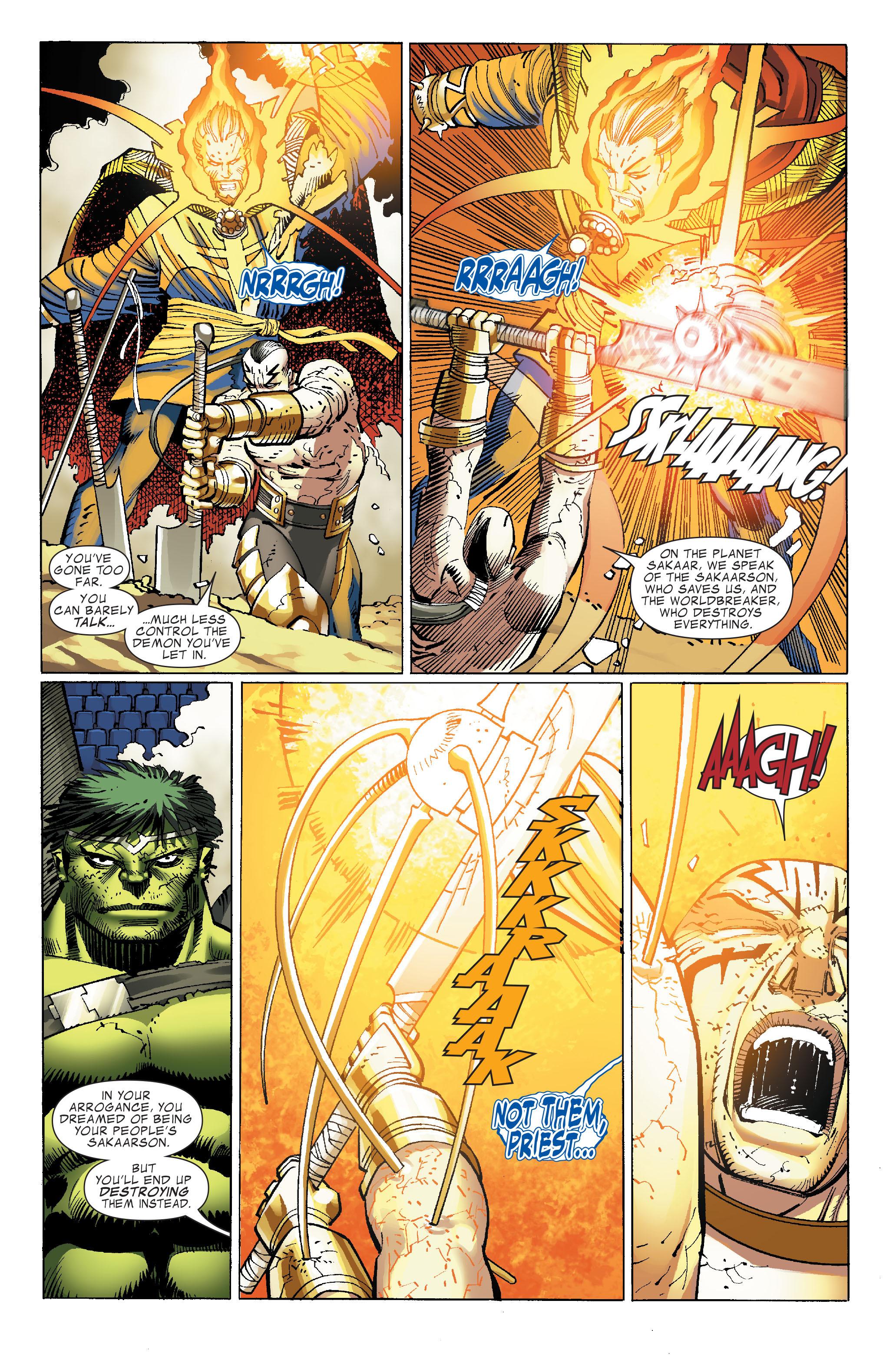 Read online World War Hulk comic -  Issue #4 - 4