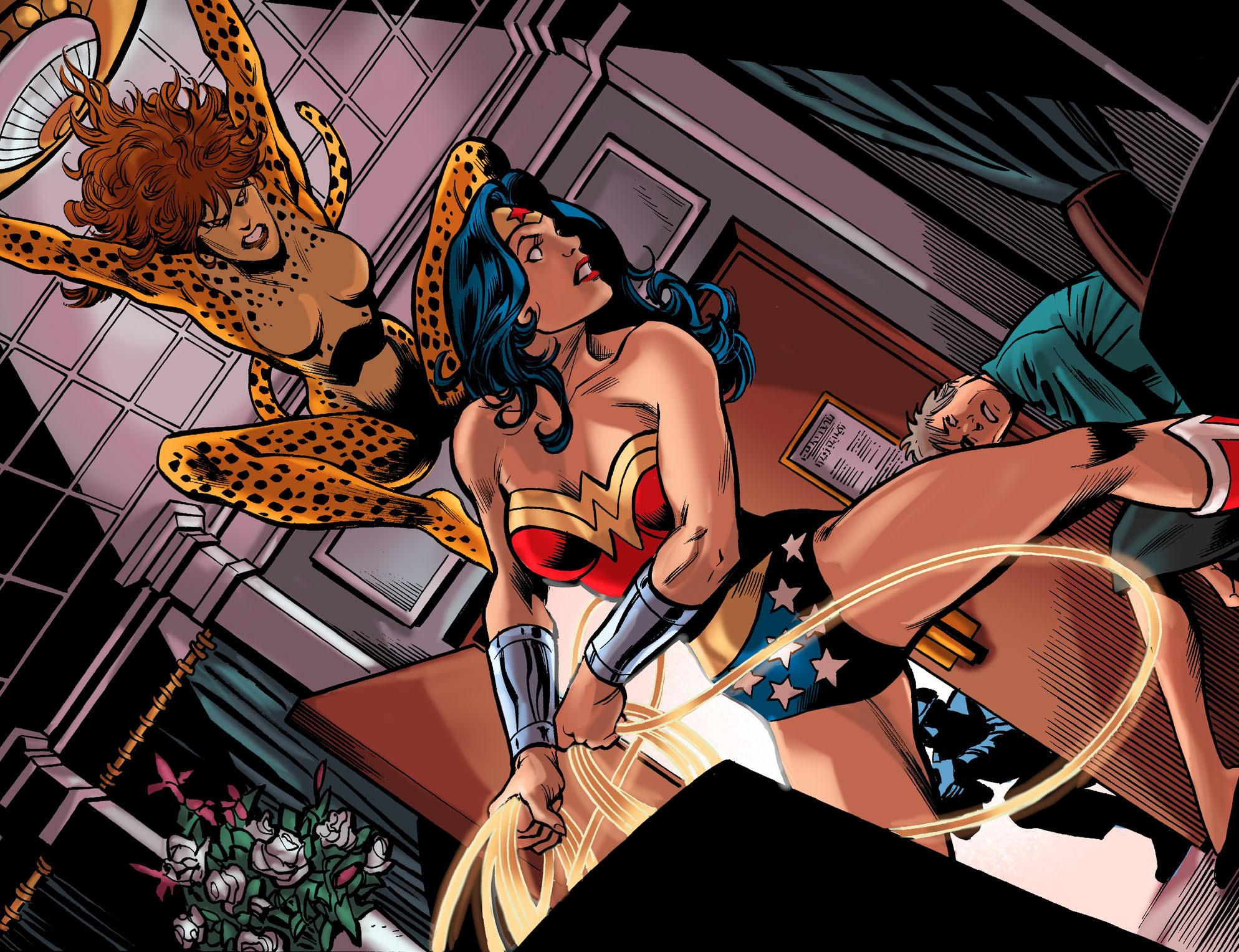 Read online Sensation Comics Featuring Wonder Woman comic -  Issue #41 - 12