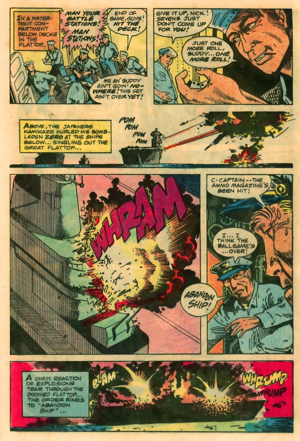 Read online Sgt. Rock comic -  Issue #374 - 20