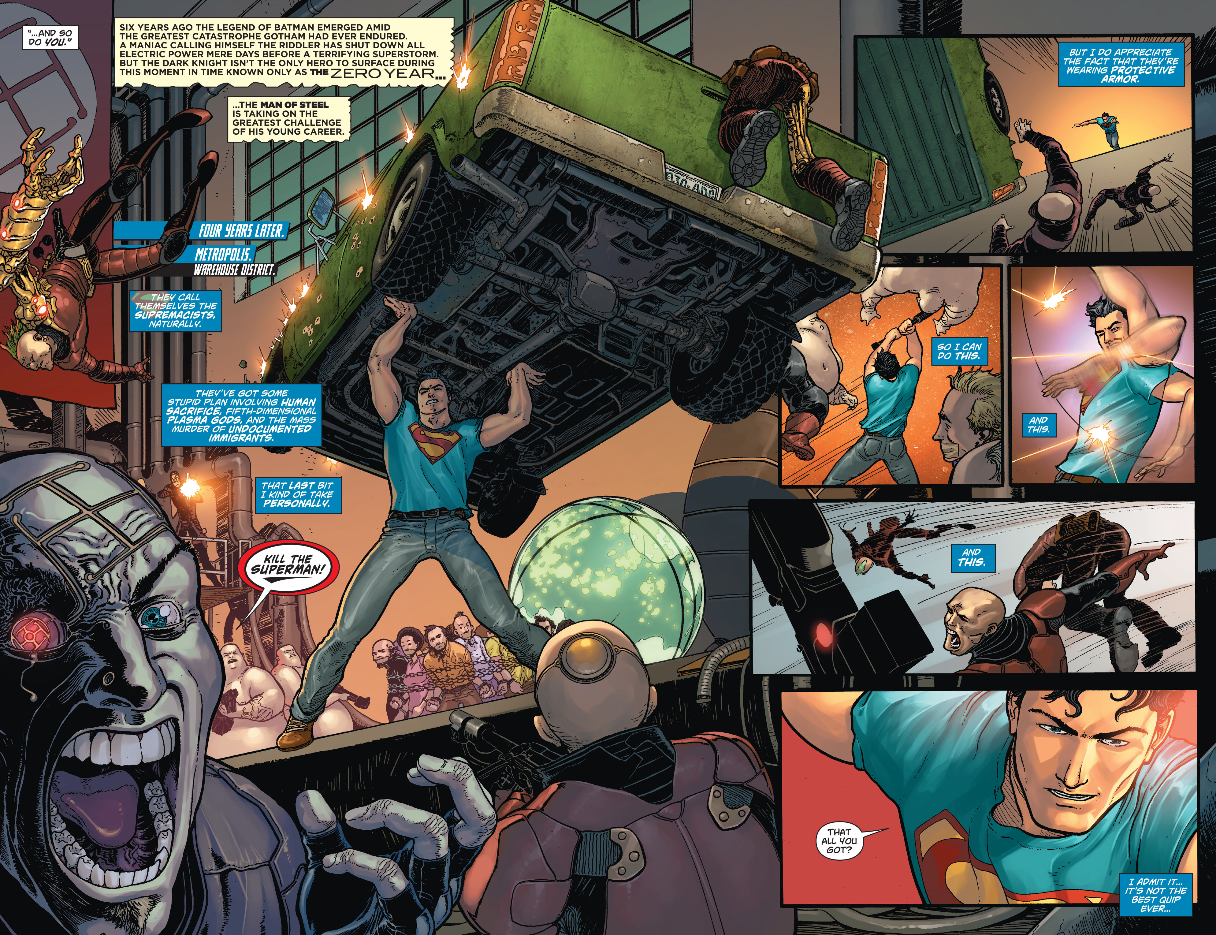 Read online Action Comics (2011) comic -  Issue #25 - 3