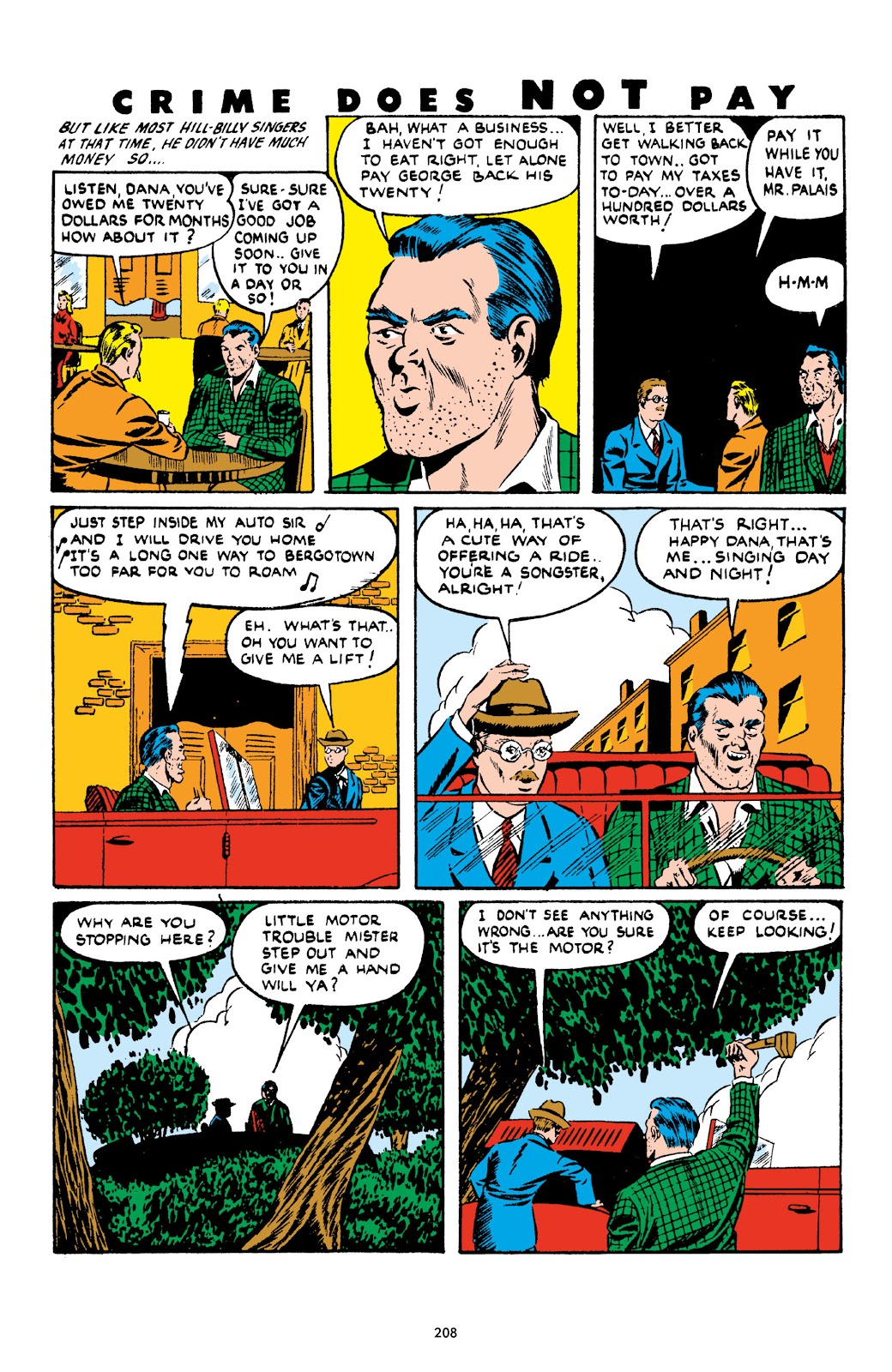 Read online Crime Does Not Pay Archives comic -  Issue # TPB 4 (Part 3) - 8