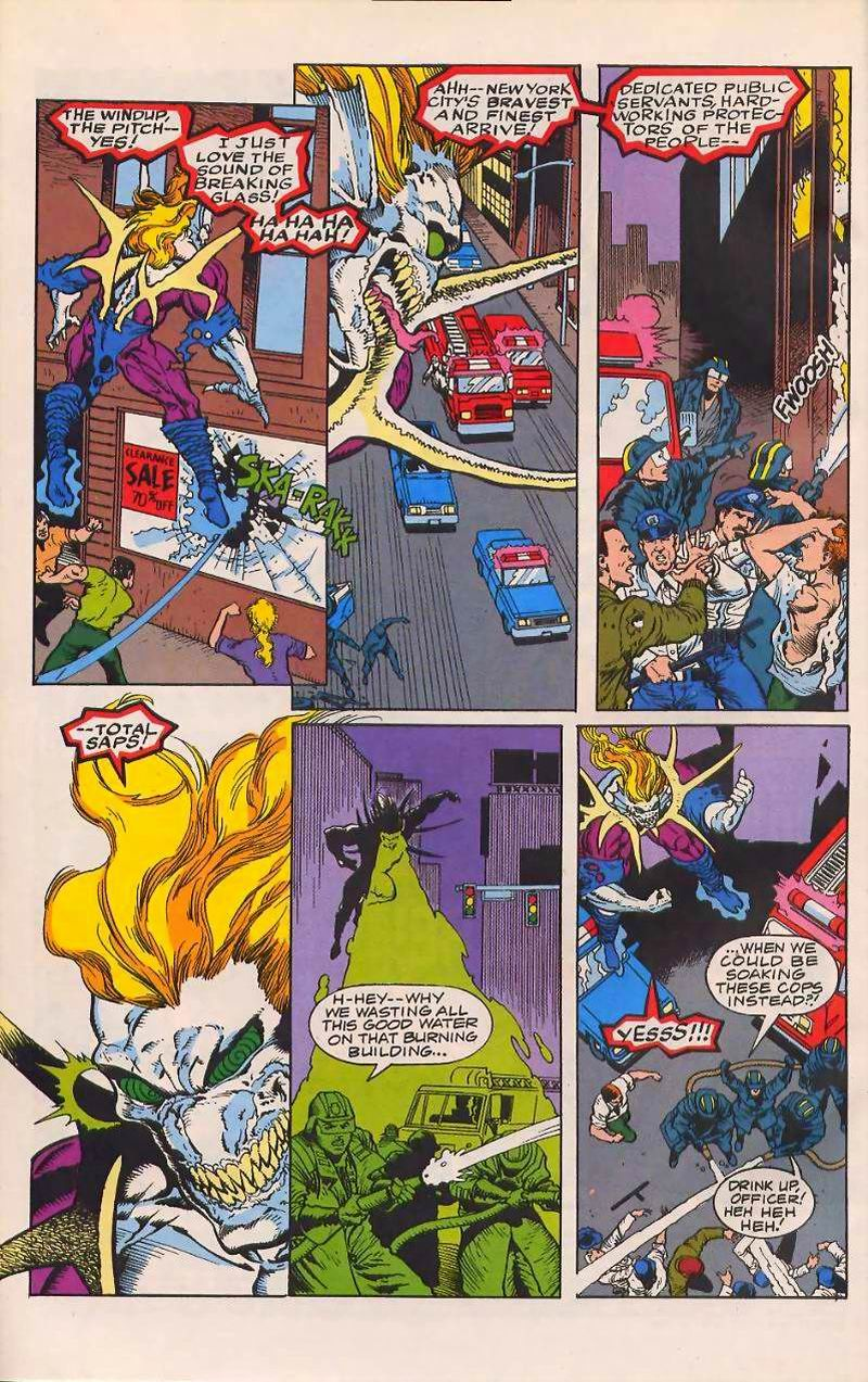 Read online Sleepwalker comic -  Issue #32 - 3