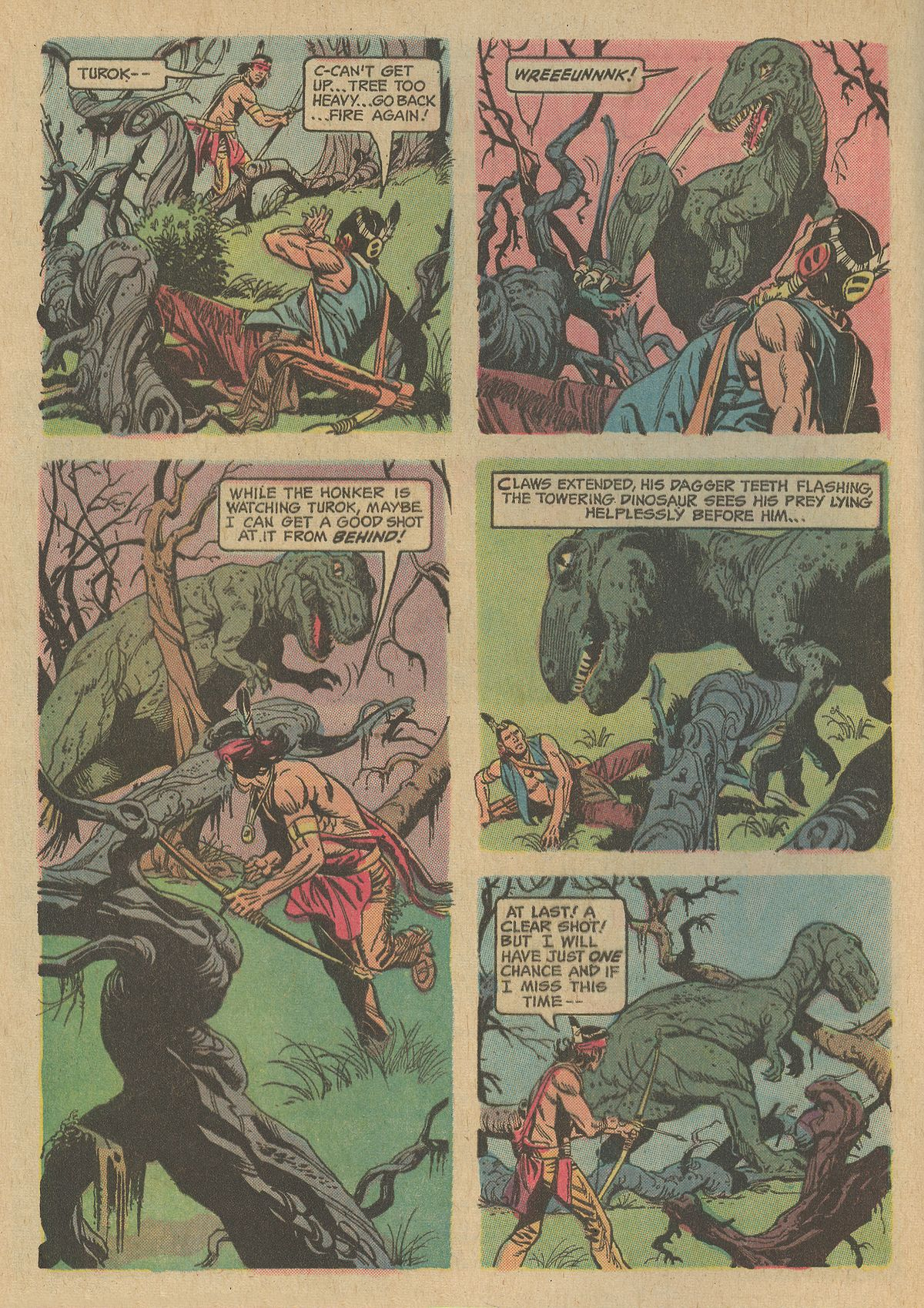 Read online Turok, Son of Stone comic -  Issue #80 - 4