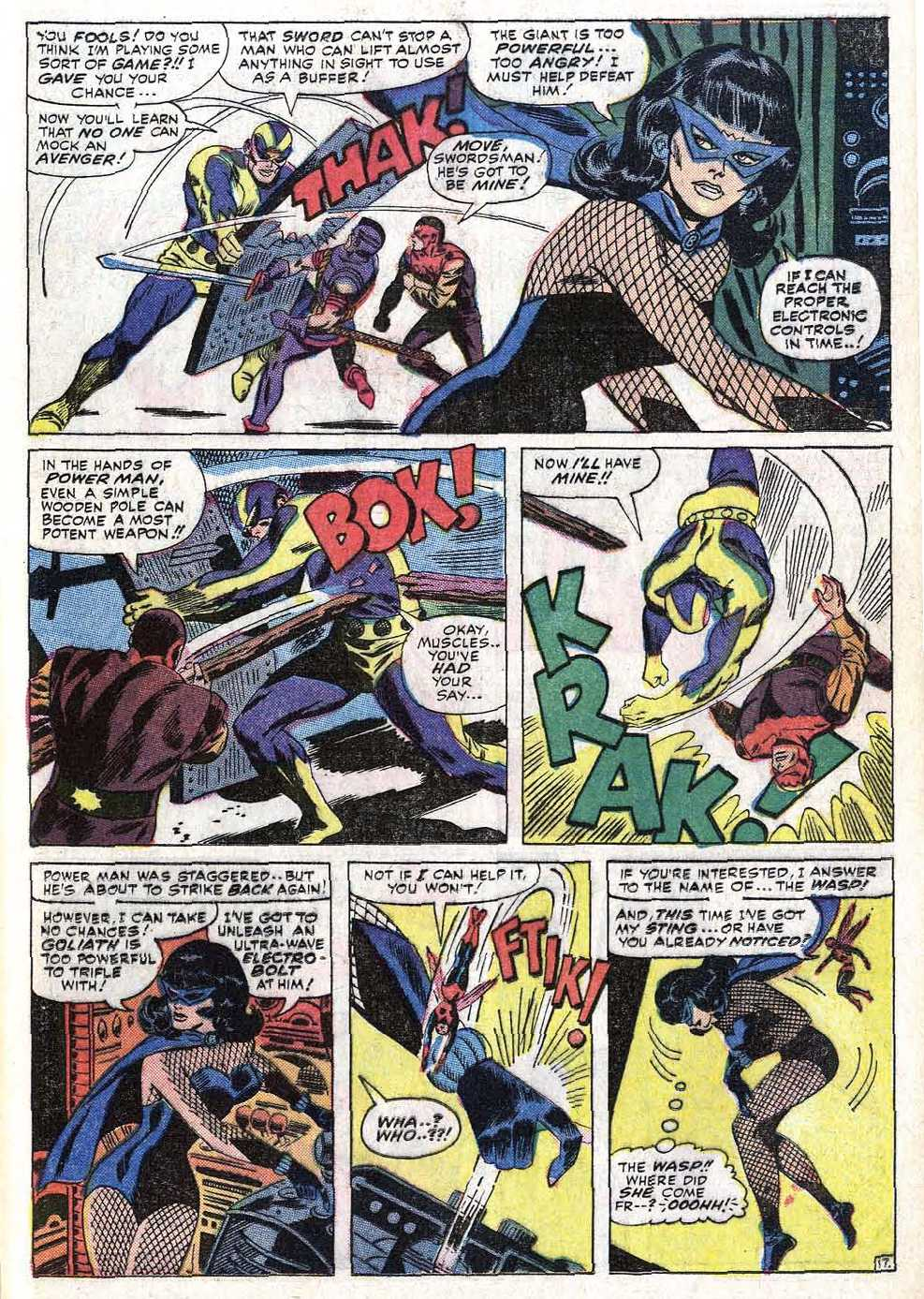 The Avengers (1963) 29 Page 24