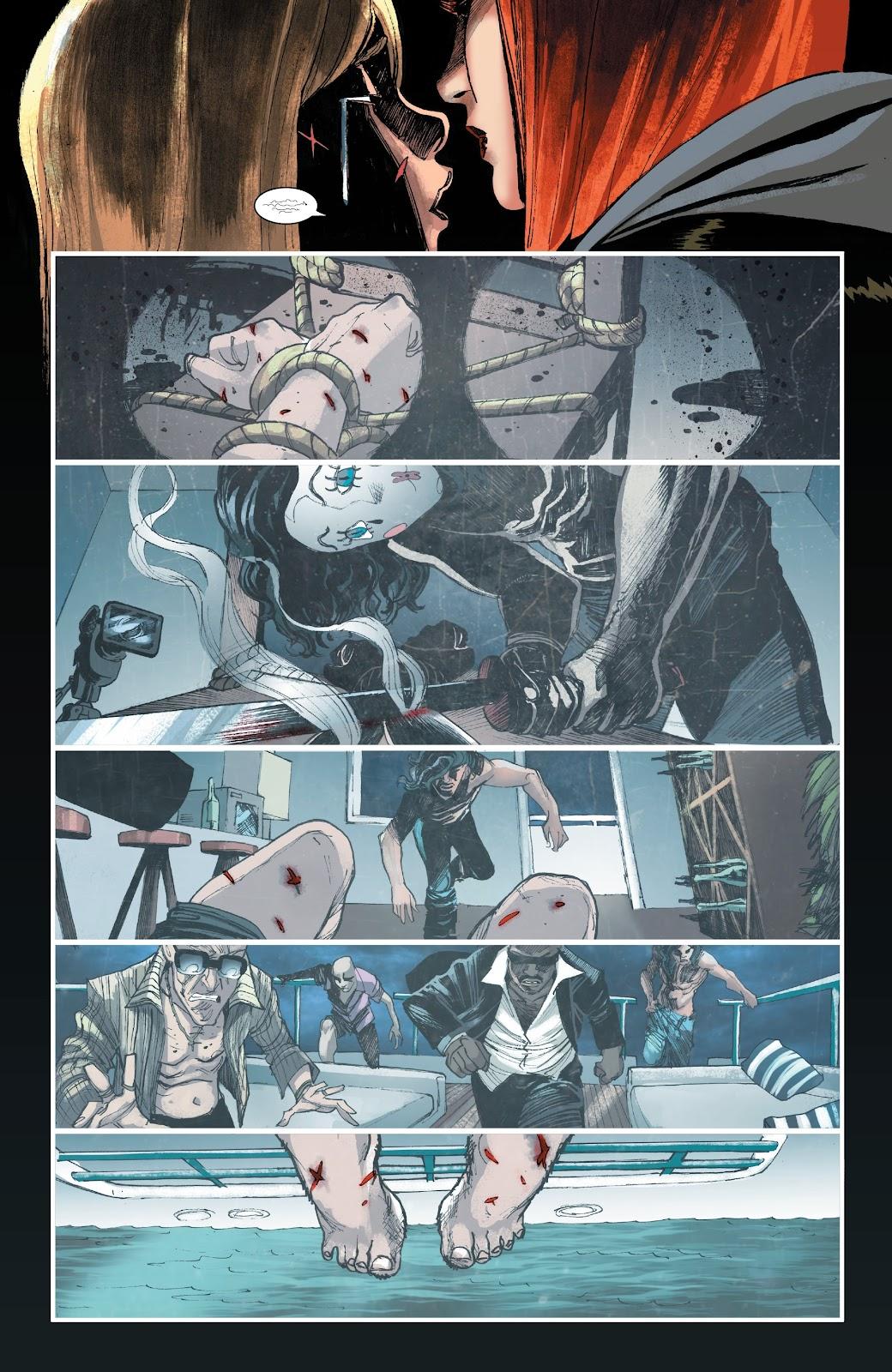 Read online Black Widow (2019) comic -  Issue #2 - 18