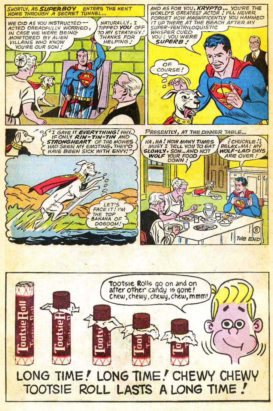 Superboy (1949) issue 116 - Page 9